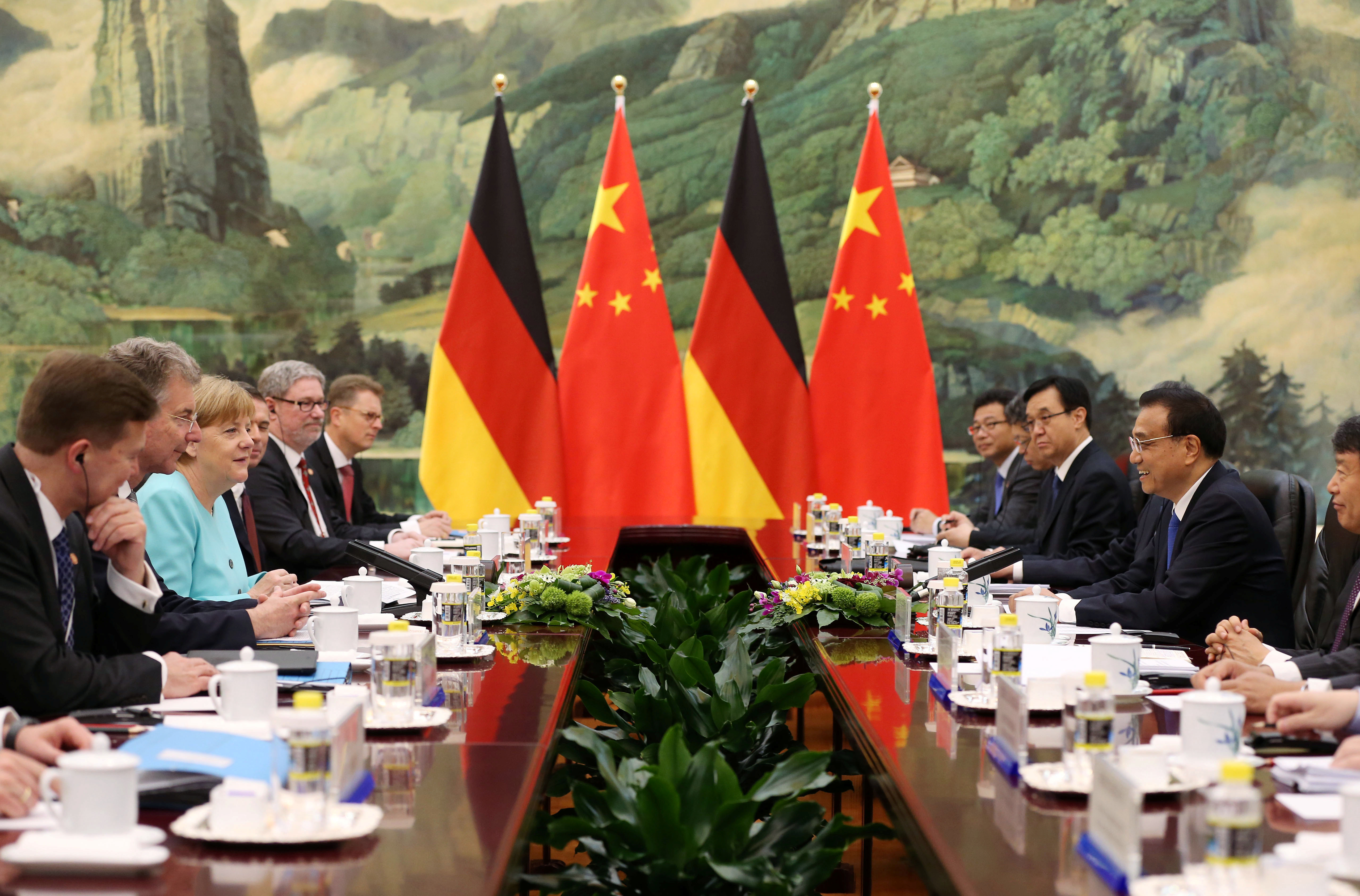 'China's offensive in Europe;' Is there a master plan in