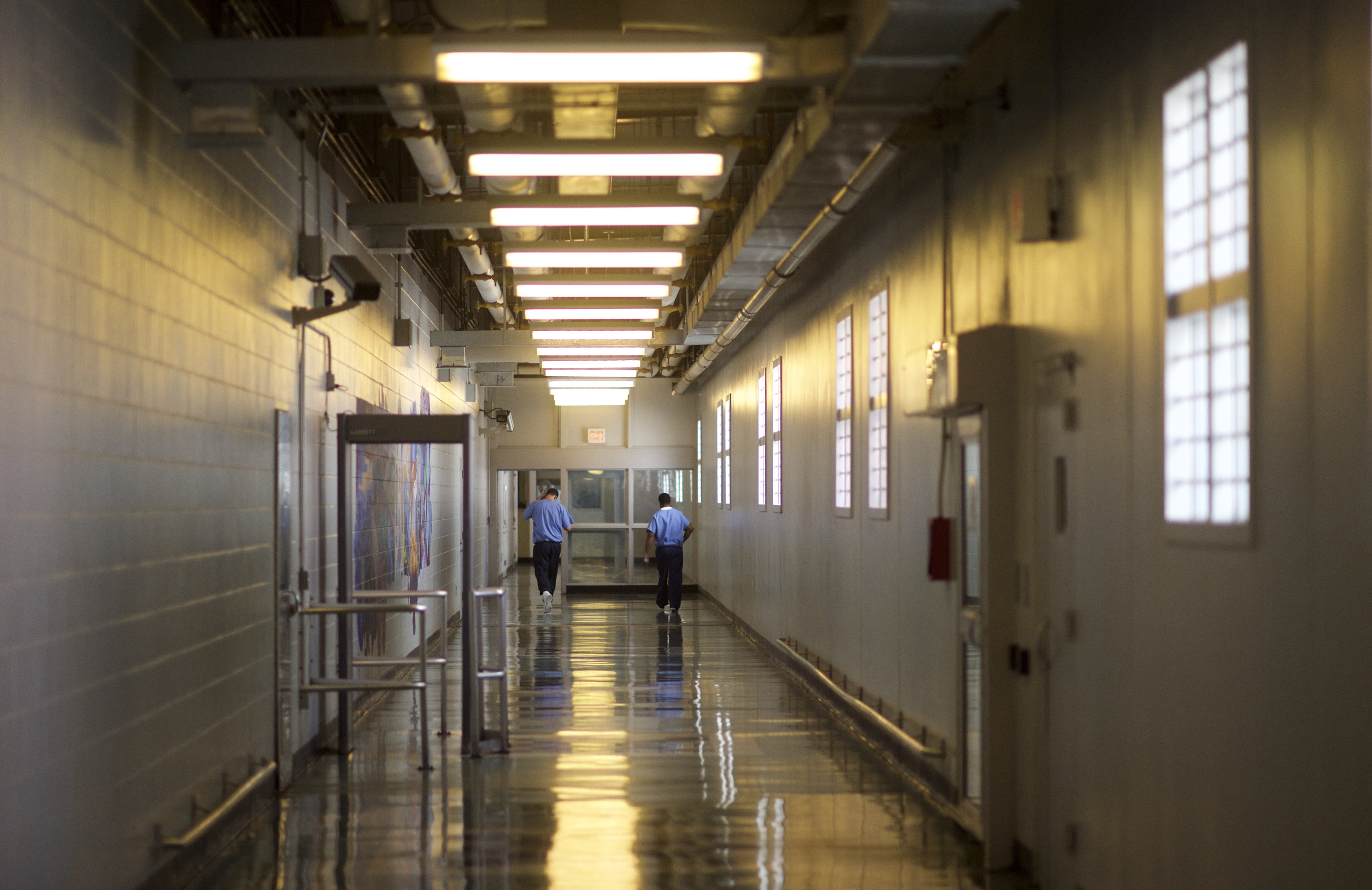 the american prison system In 1970, fewer than 200000 americans were incarcerated today, with some 23  million in prison or jail, the us has more people and a higher.