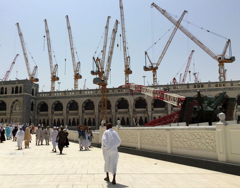 The Binladin Group's turmoil—A mirror of Saudi Arabia's?
