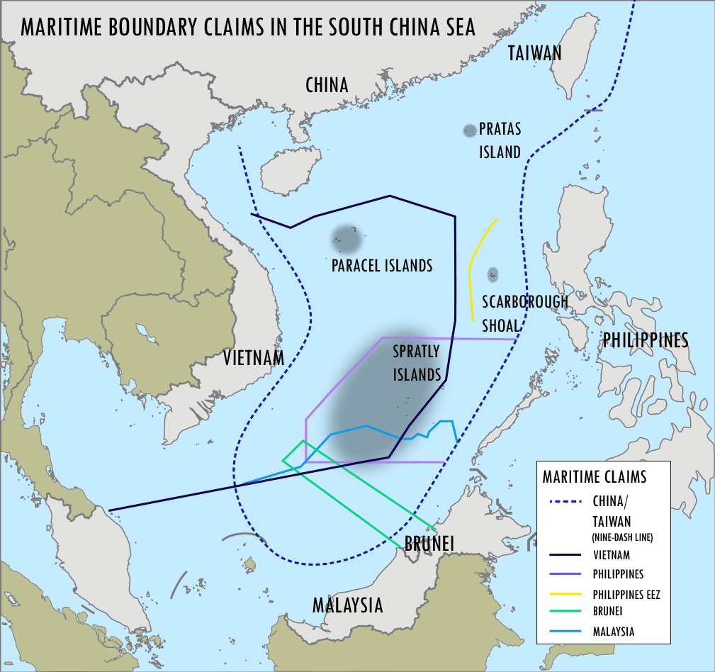 Keeping the south china sea in perspective scs persepctive bader lieberthal mcdevitt map copy gumiabroncs Choice Image