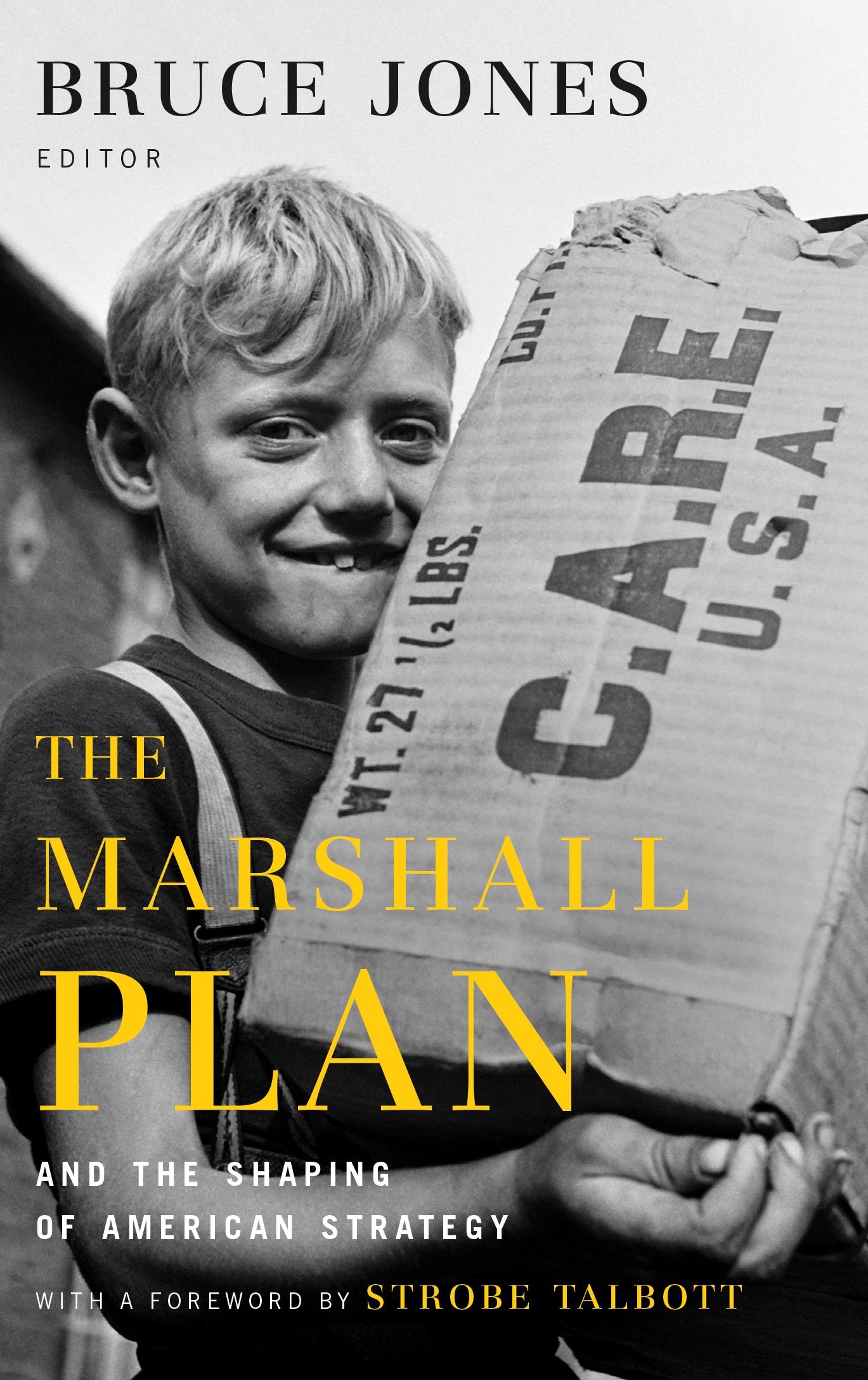 the marshall plan and the shaping of american strategy  the marshall plan and the shaping of american strategy institution