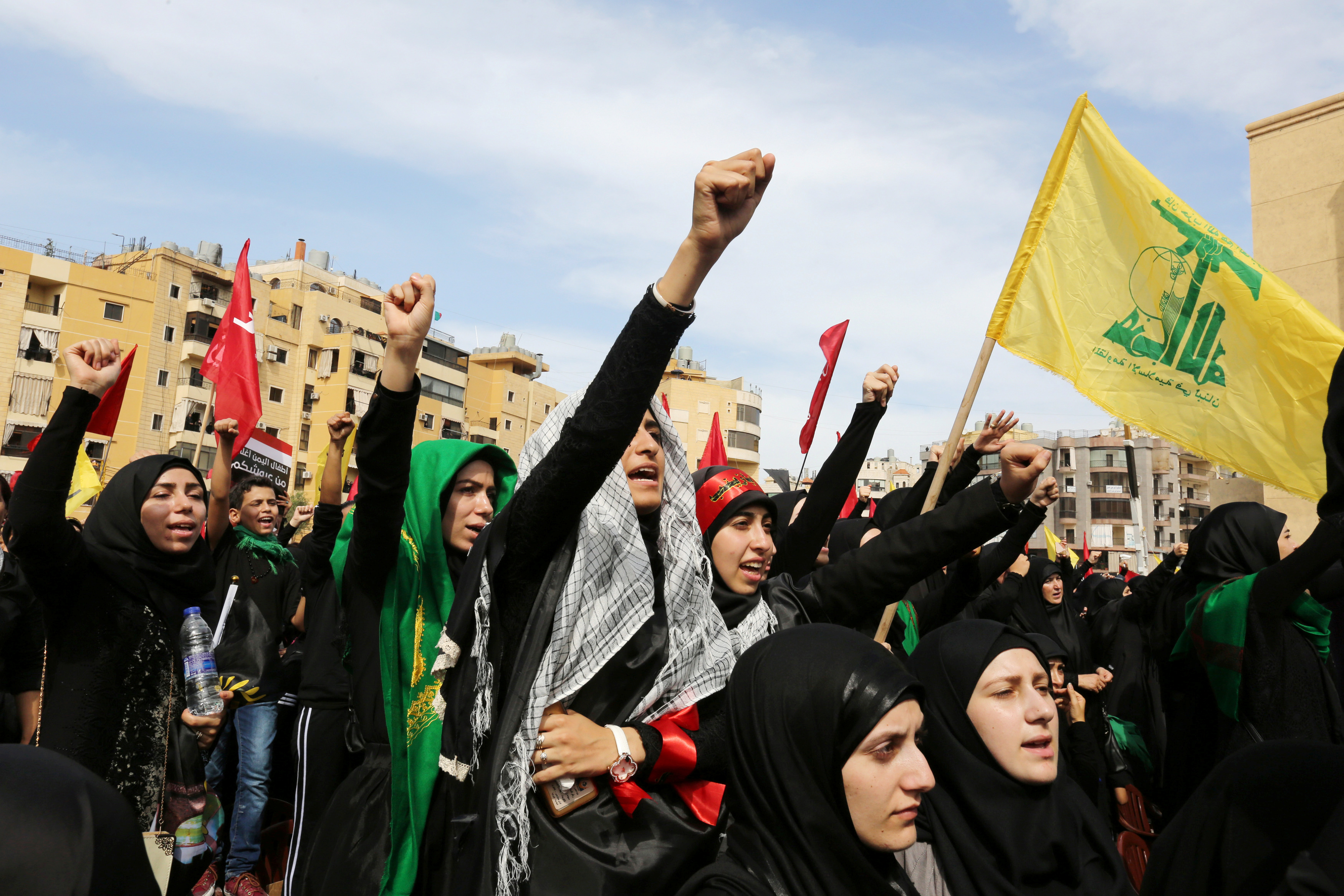 Is Hezbollah less dangerous to the United States?