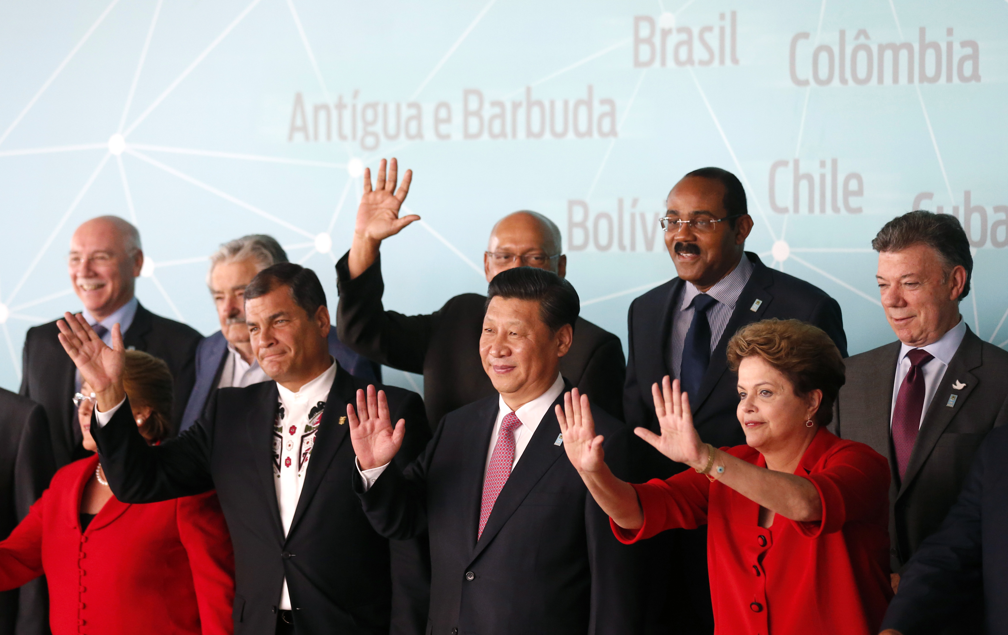 The geopolitics of China's rise in Latin America