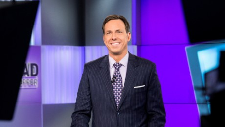 """Jake Tapper, Anchor, """"The Lead"""" and """"State of the Union,"""" CNN"""