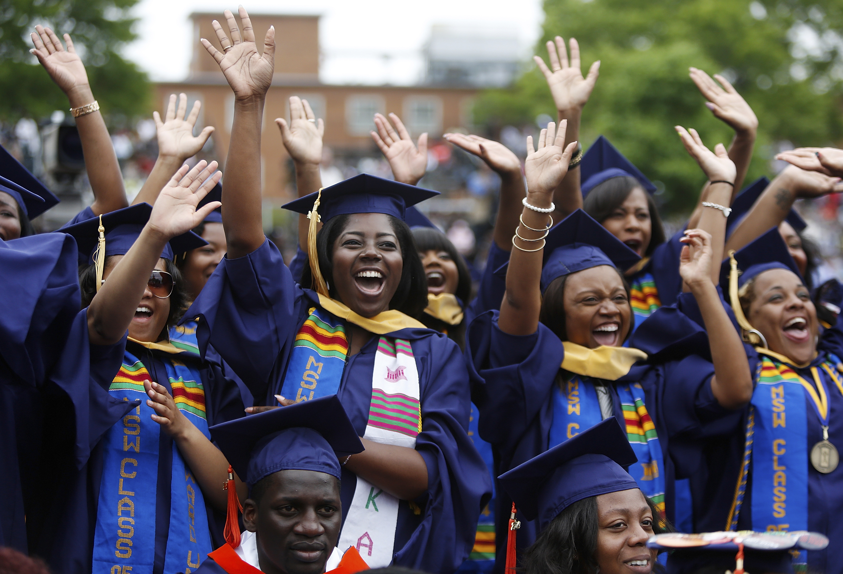 college graduates We measure the state of the nation's workforce, including employment and unemployment levels, weeks and hours worked, occupations, and commuting.