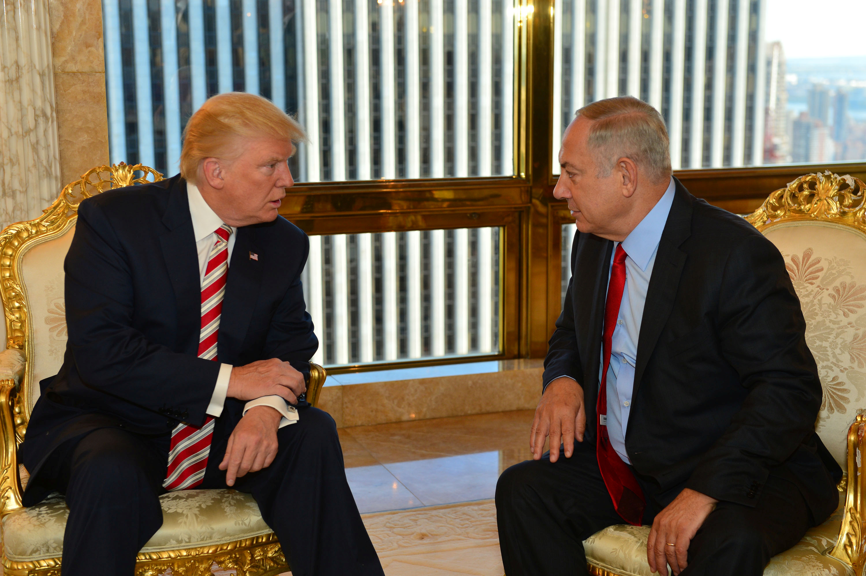 Iran i fokus for obama och netanyahu