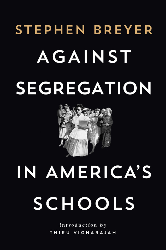 an argument against american segregation But unless we re-learn how residential segregation is  massey and denton's american apartheid is the title  prohibiting landlord discrimination against .
