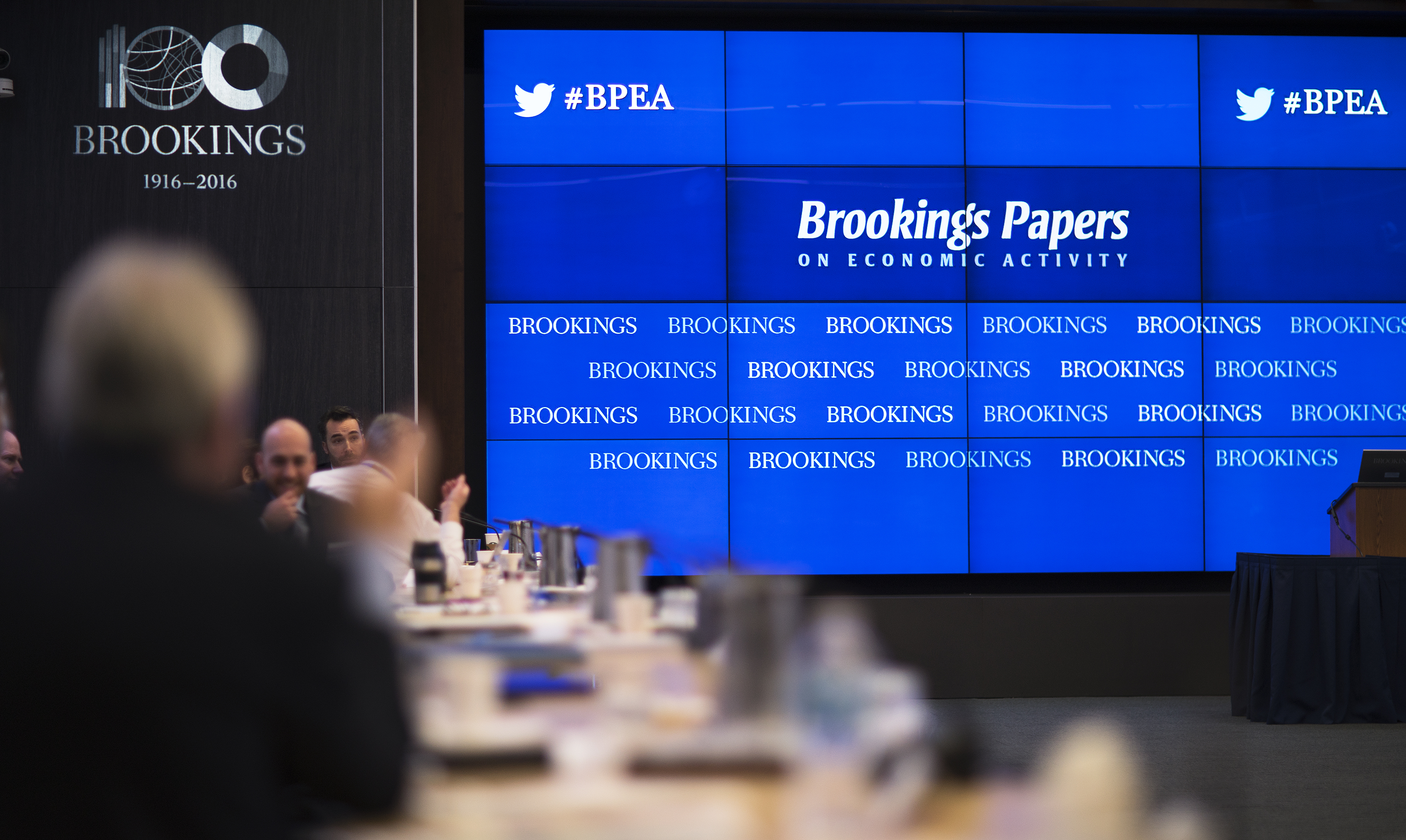 """brookings papers on economic activity 2013 Figure 1 shows that between 1947 and 2013 the relative price of  widening,  and polarization,"""" brookings papers on economic activity 38(2),."""