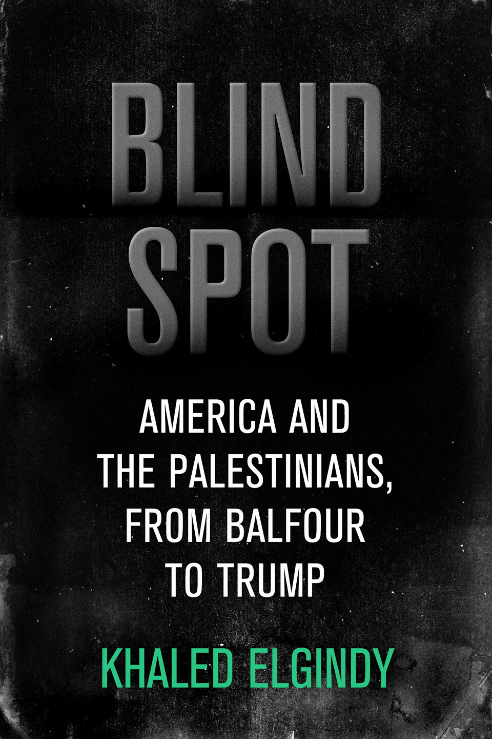 Front Cover: Blind Spot
