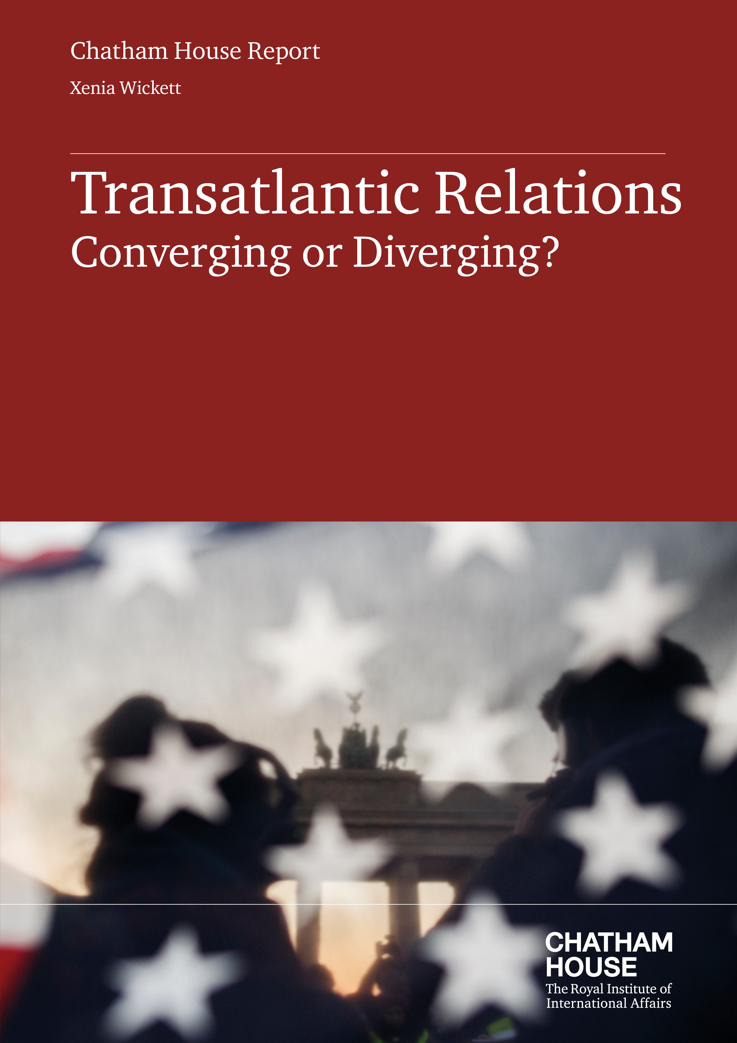Cover: Transatlantic Relations