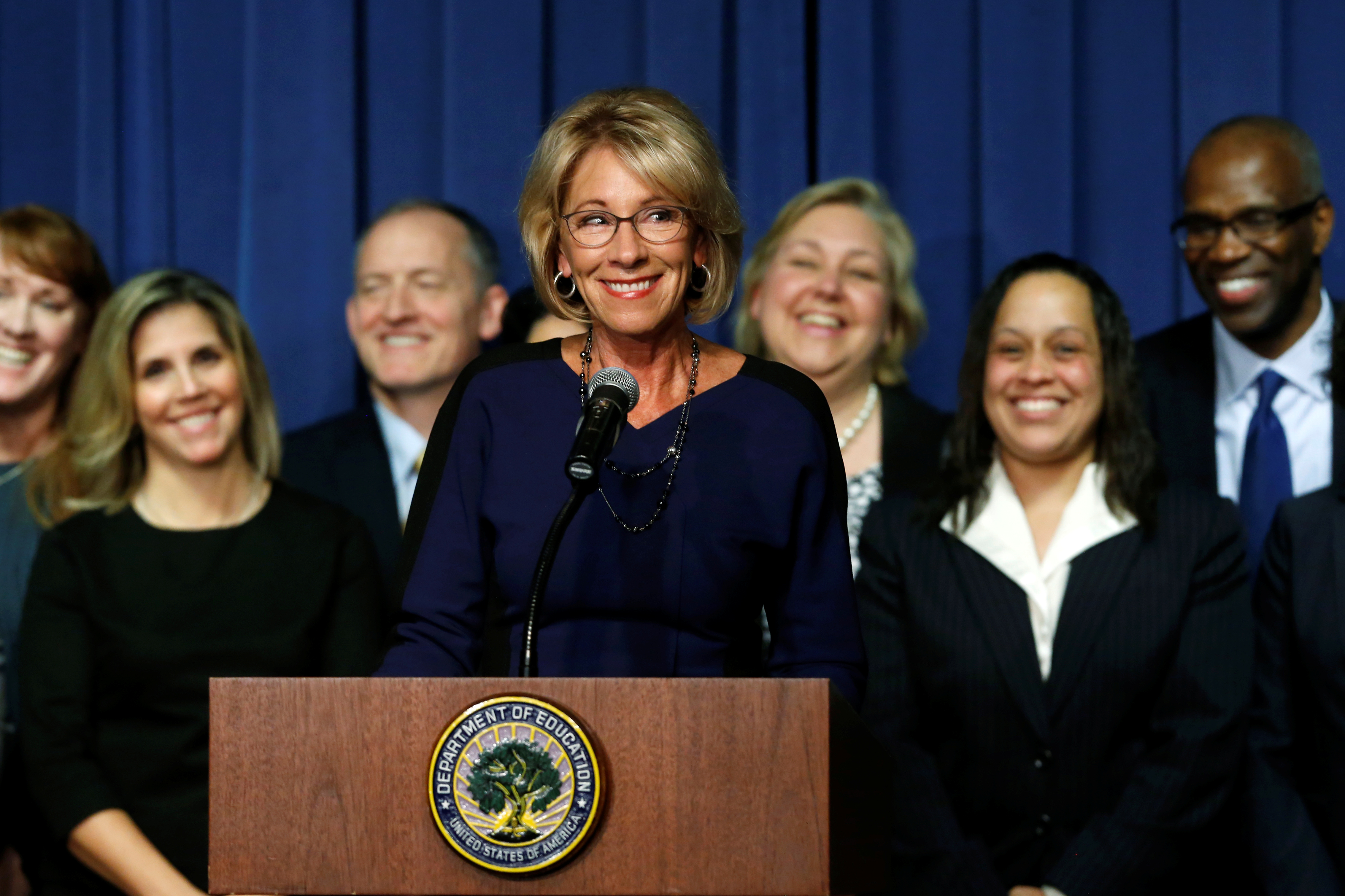 Devos And Tax Credit Vouchers Arizona >> States Could Lead The Way In Private School Choice Program Expansions