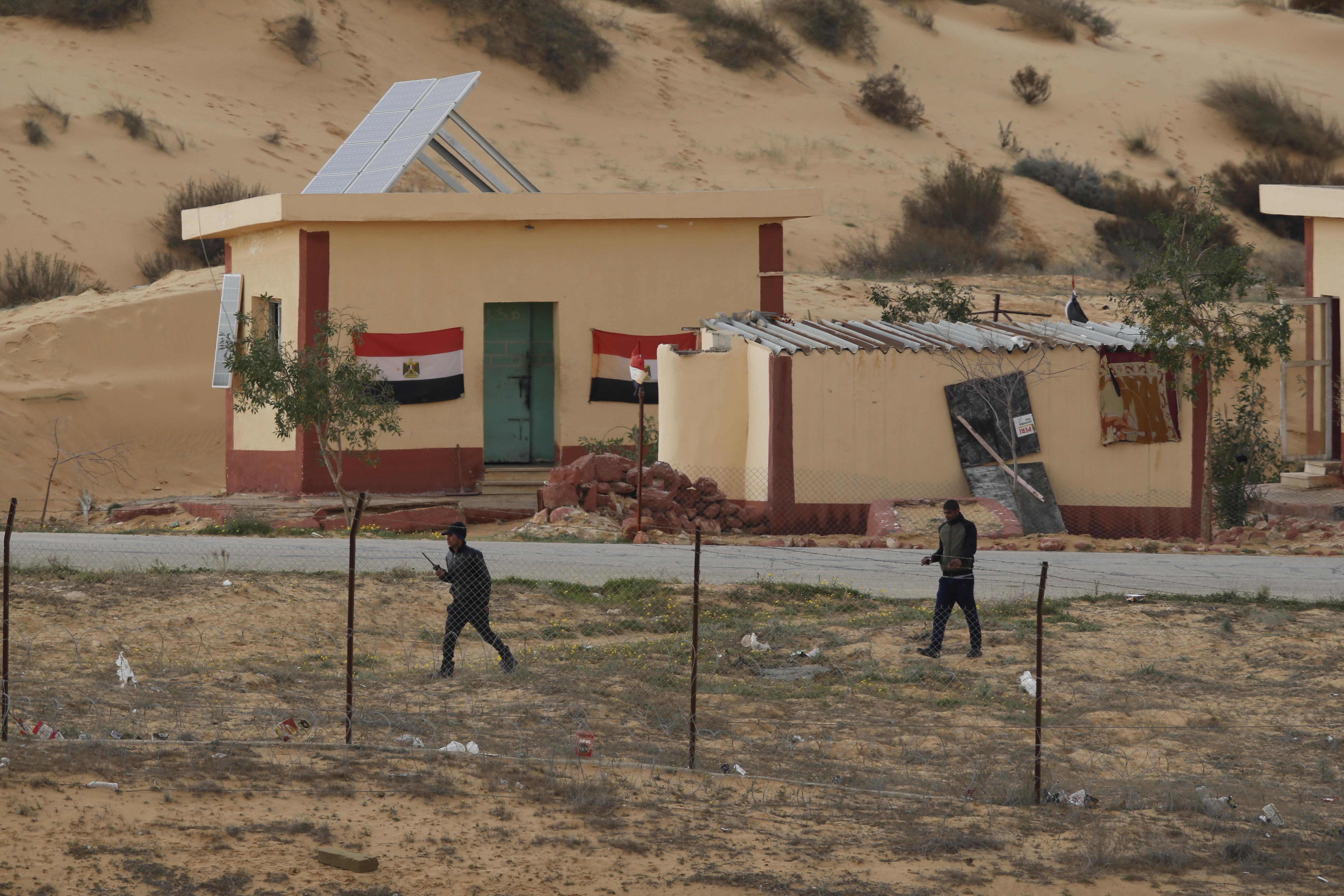 De-securitizing counterterrorism in the Sinai Peninsula