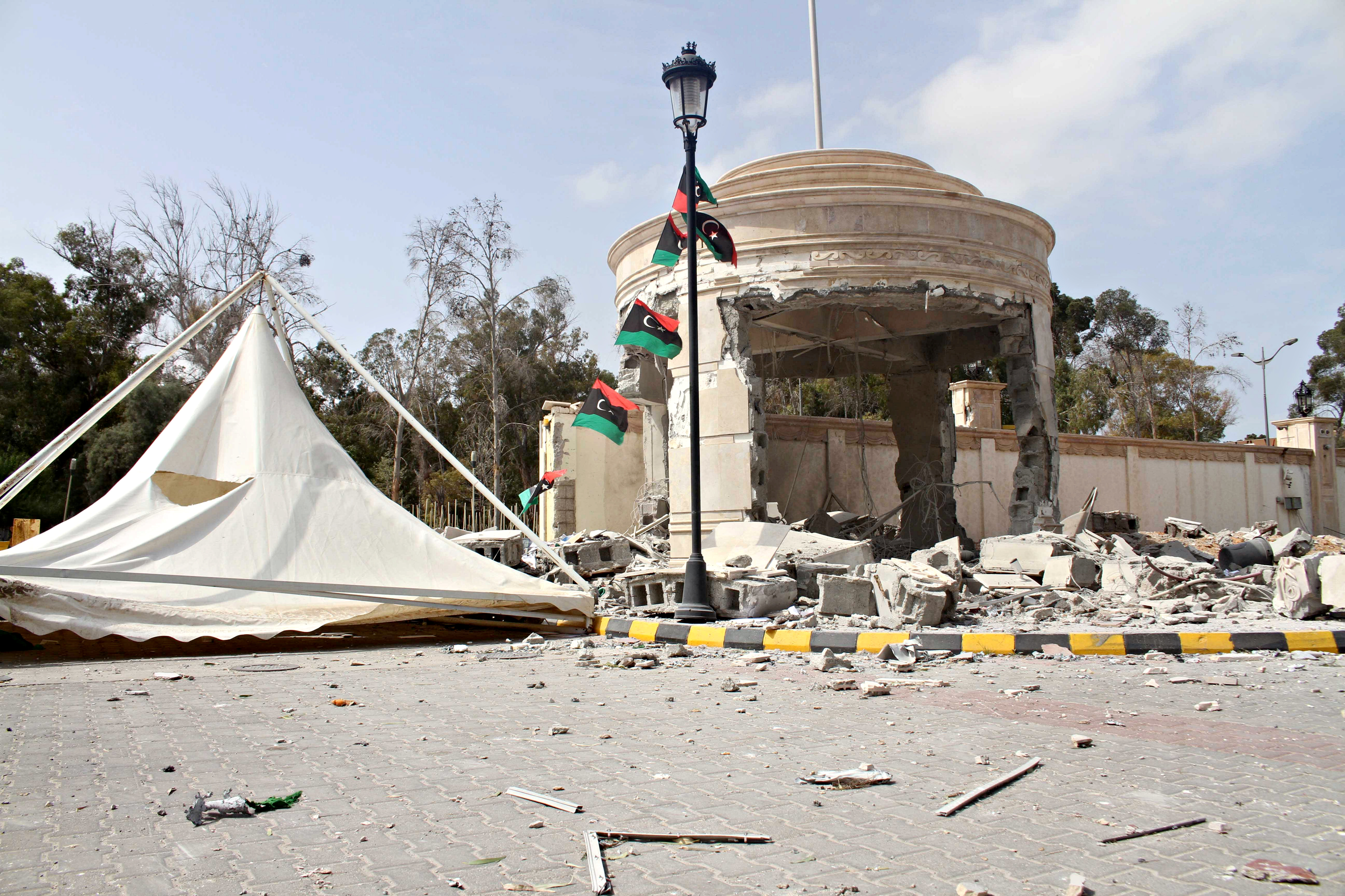 No Italy Is Not Guilty Of Neocolonialism In Libya