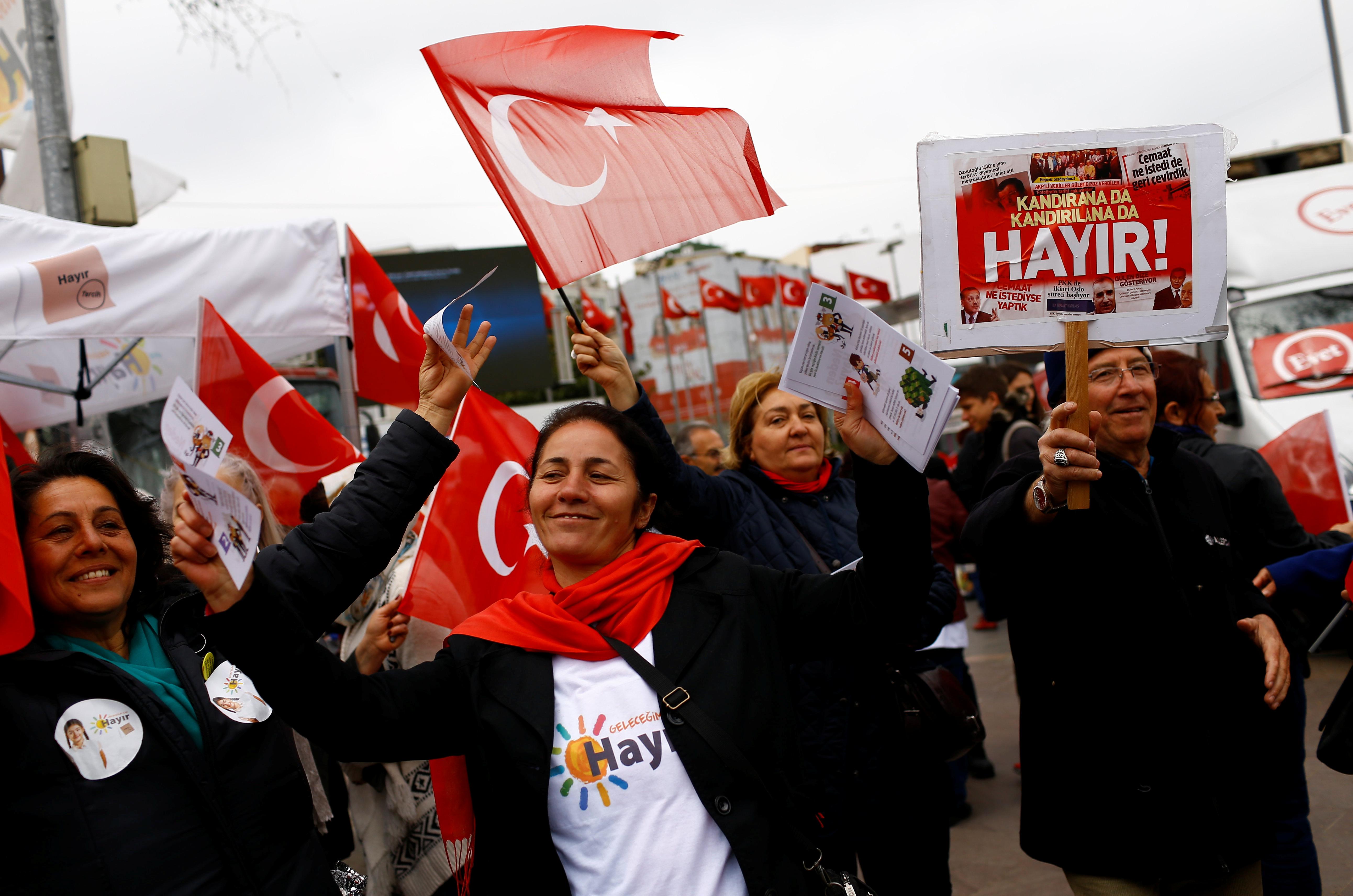 The Turkish constitutional referendum, explained