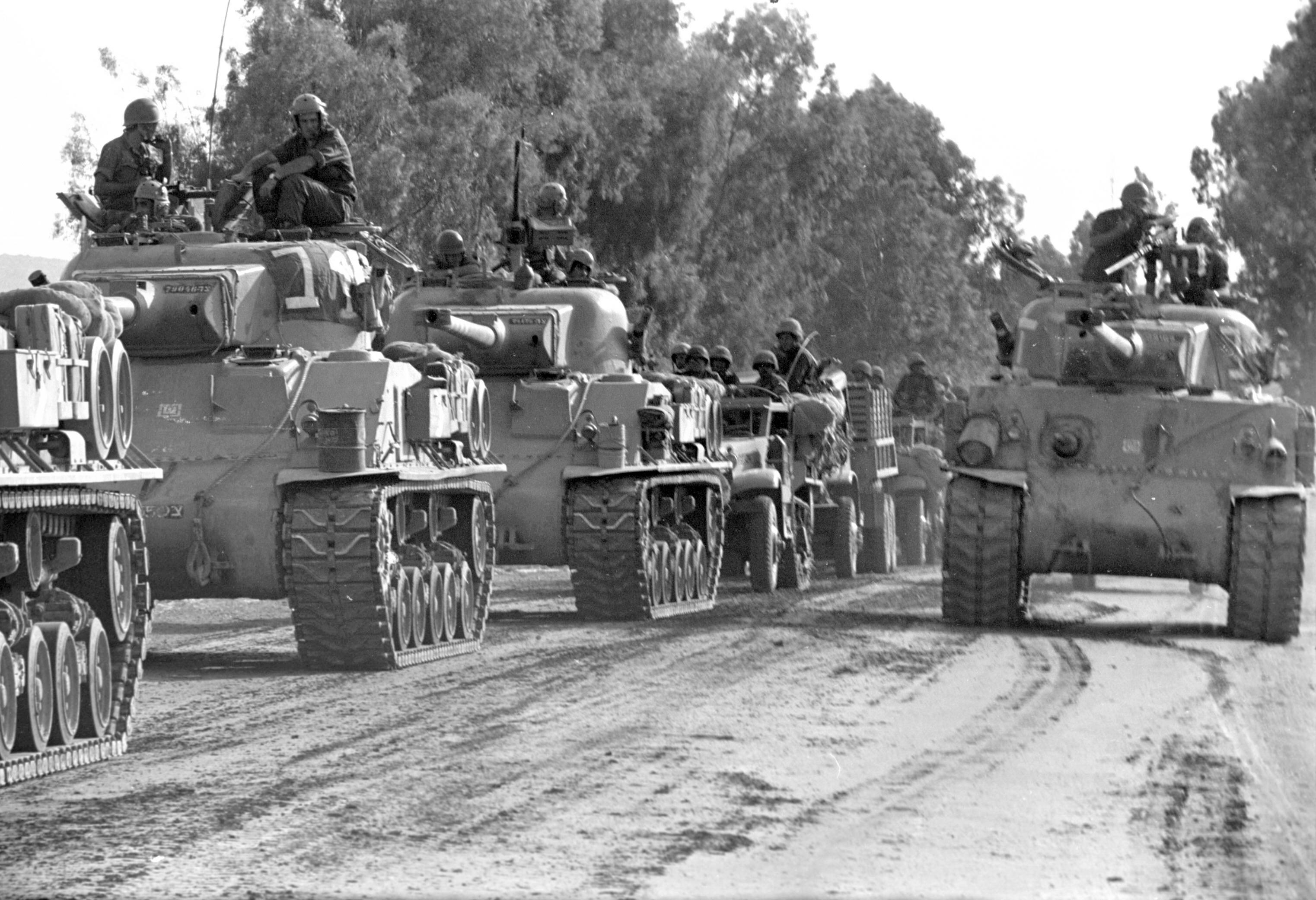 50 Years Legacies Of The 1967 War