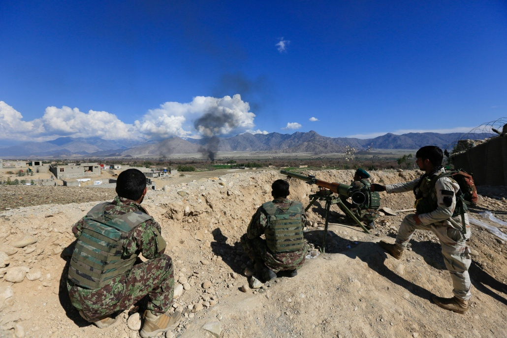 security governance in afghanistan essay Afghanistan's governance problem obama was also upbeat about the progress of his new war strategy in afghanistan  to provide security and services.