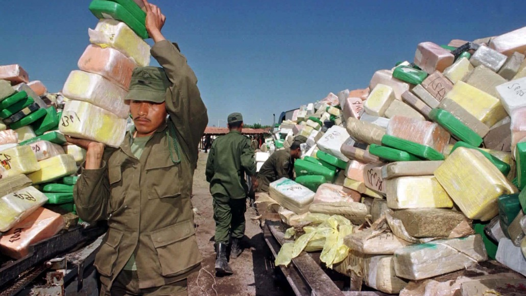Hooked: Mexico's violence and U S  demand for drugs