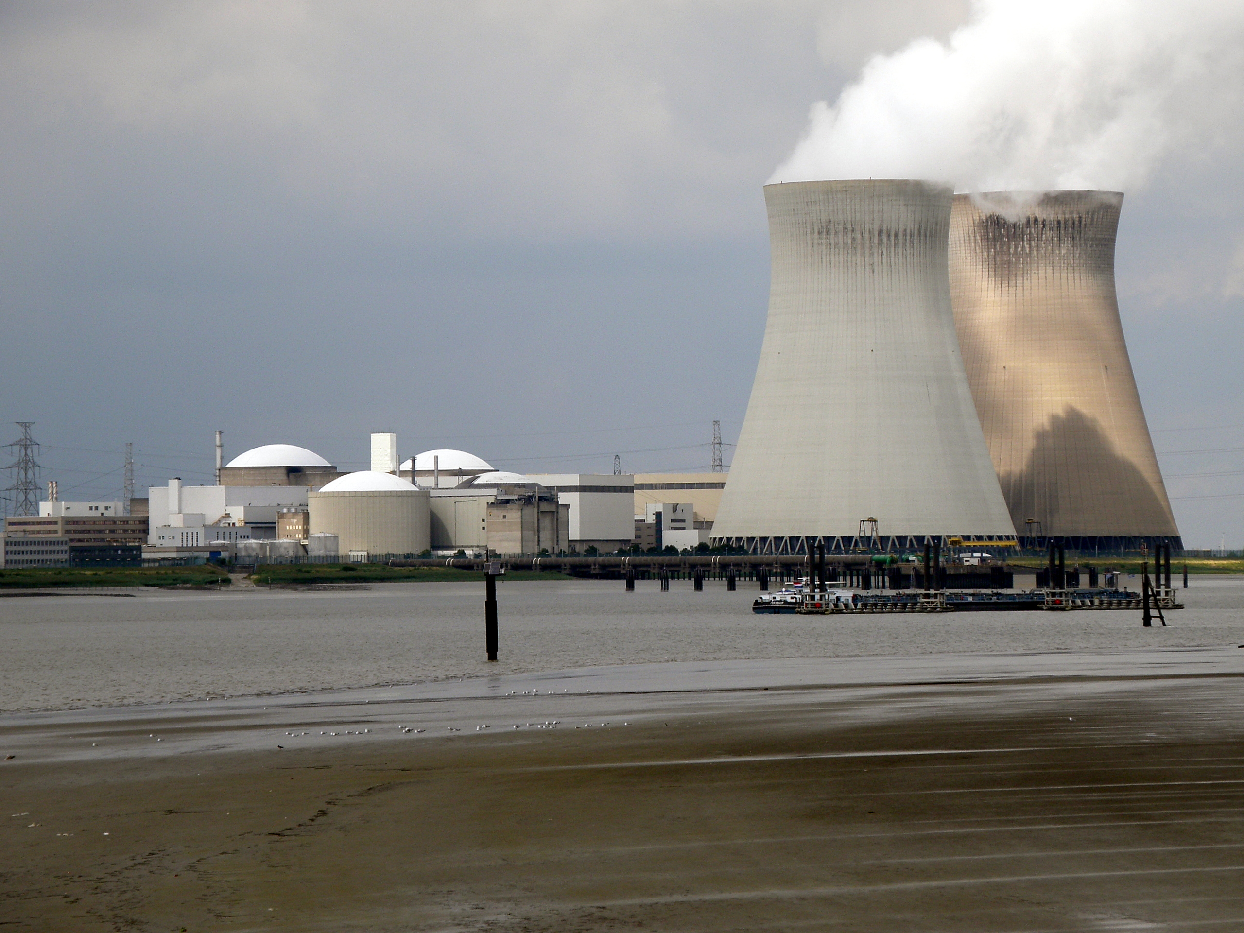 nuclear power plants are a threat Terrorists pose a real and significant threat to nuclear power plants.