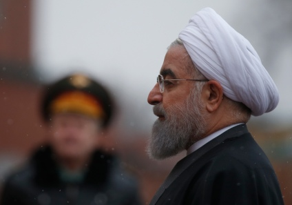 State of Iran's race: Rouhani v  Raisi