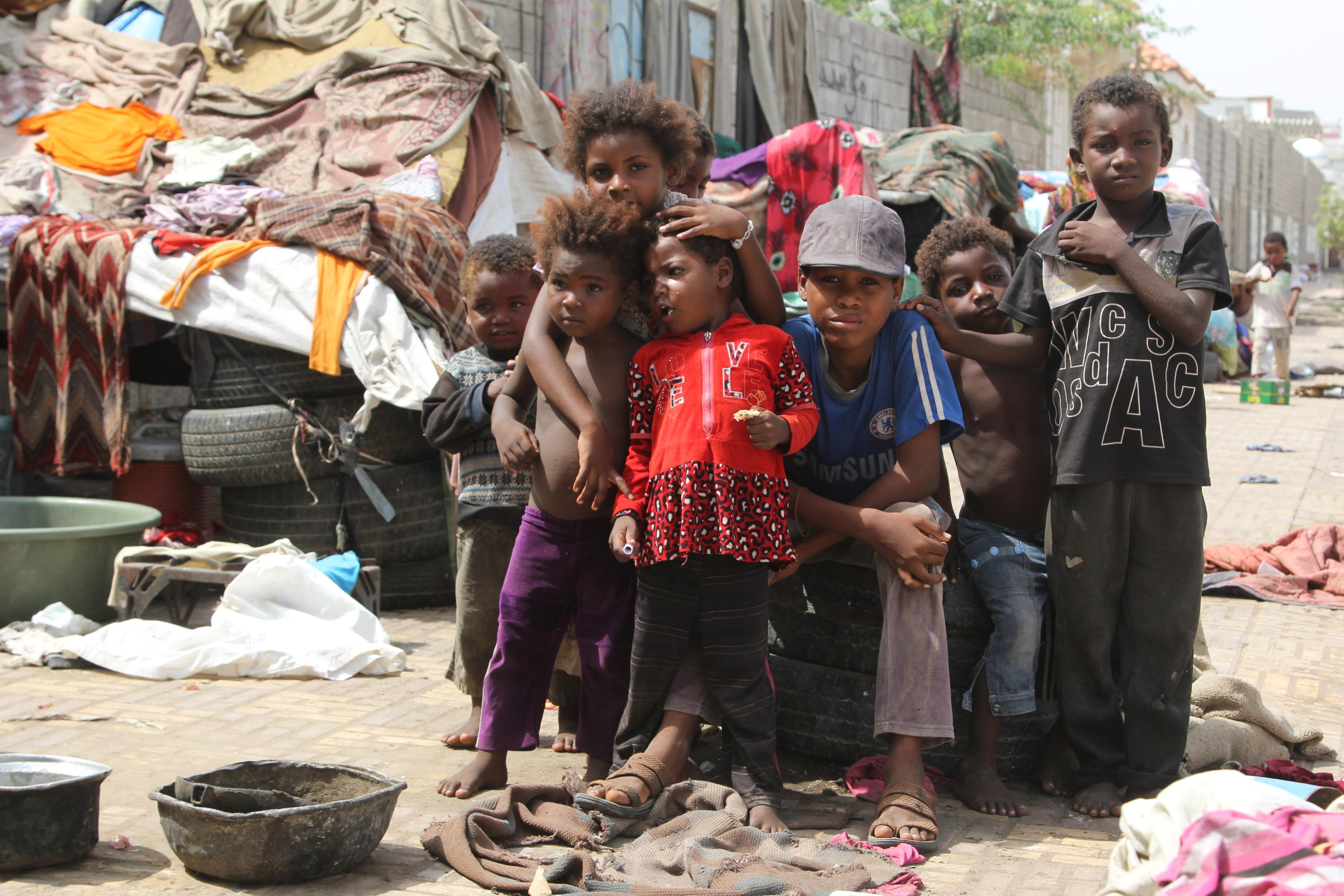 Image result for اطفال في اليمن