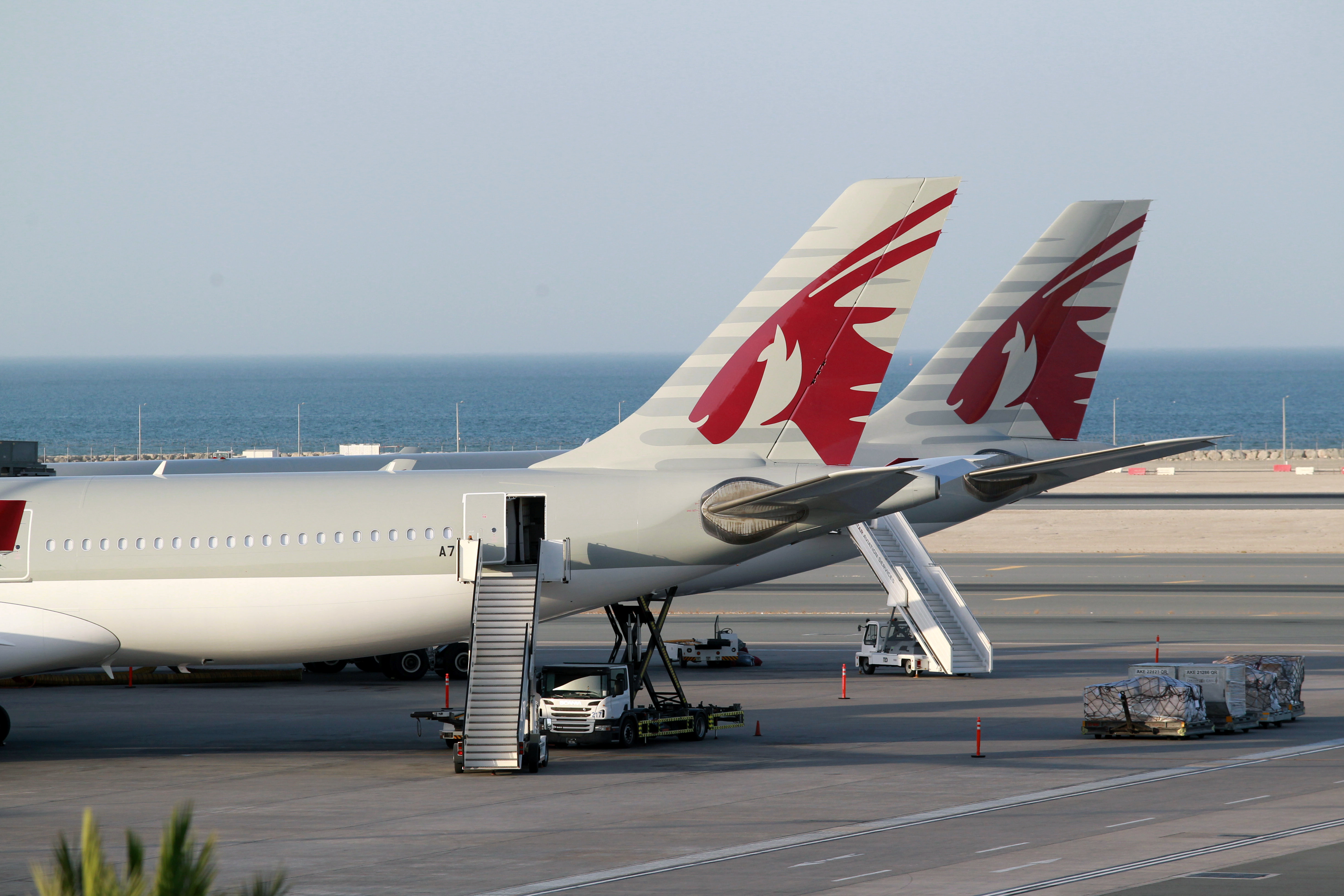The Gulf's airlines are winning on product but losing at