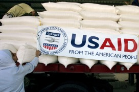 """What """"America First"""" means for US foreign aid"""