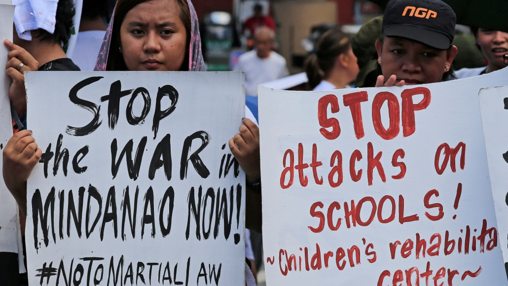 human rights in the philippines essay
