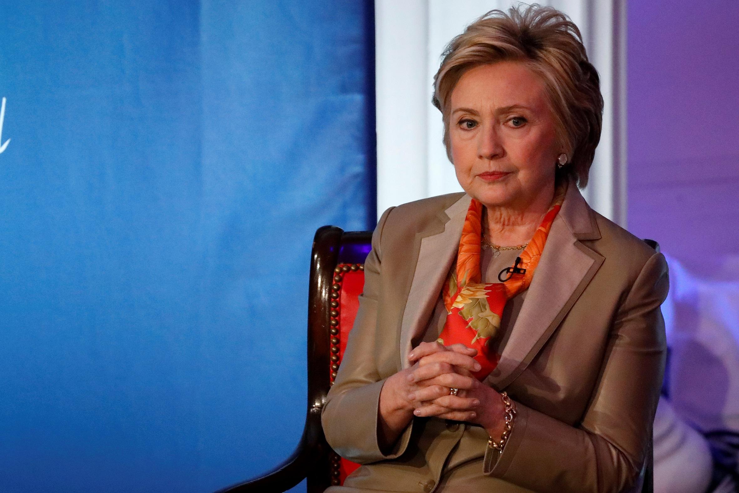 Clinton karnvapen kan hamna i fel hander