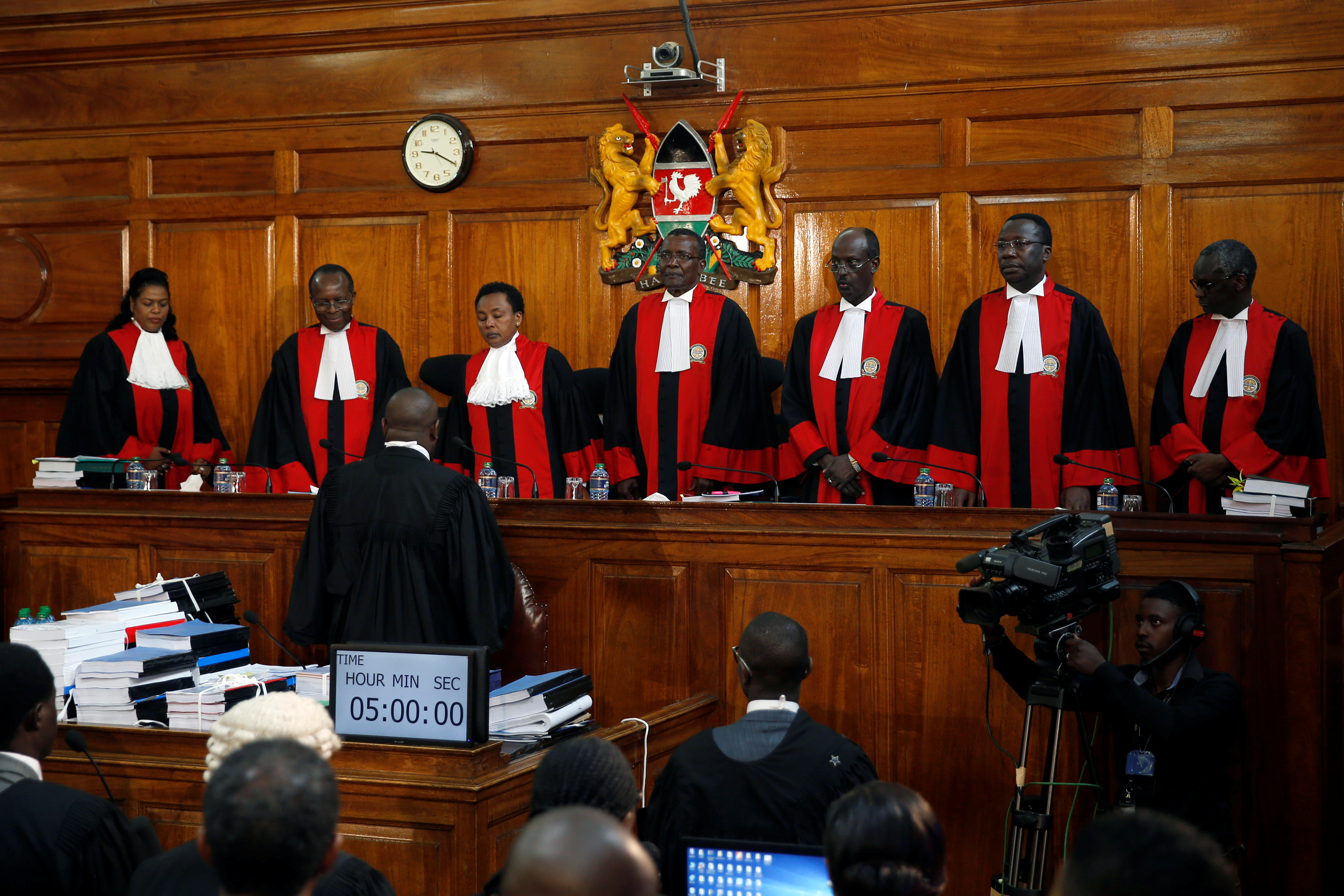 Kenya: Presidential elections and the rule of law
