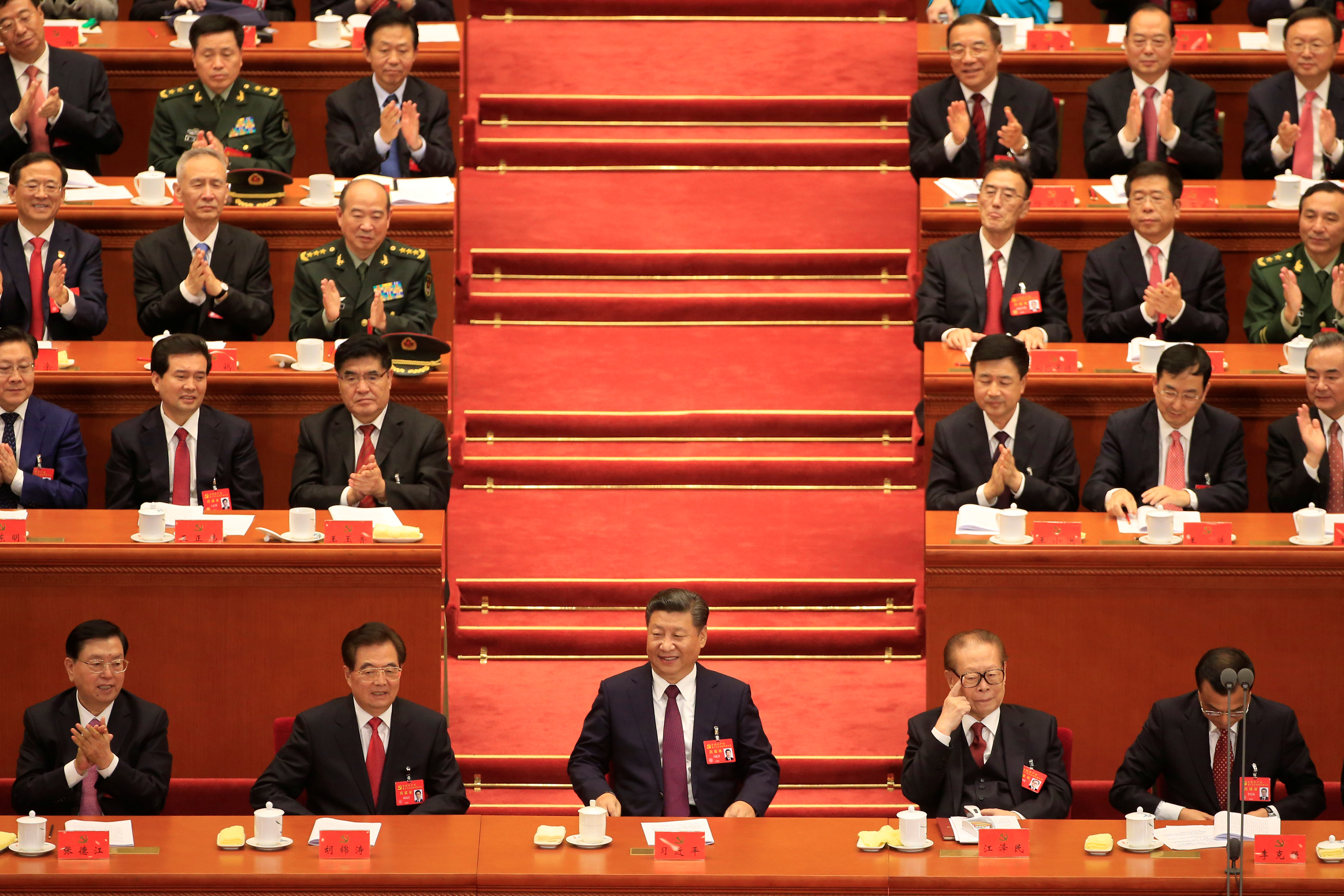 future development reads xi jinping china s people s party and