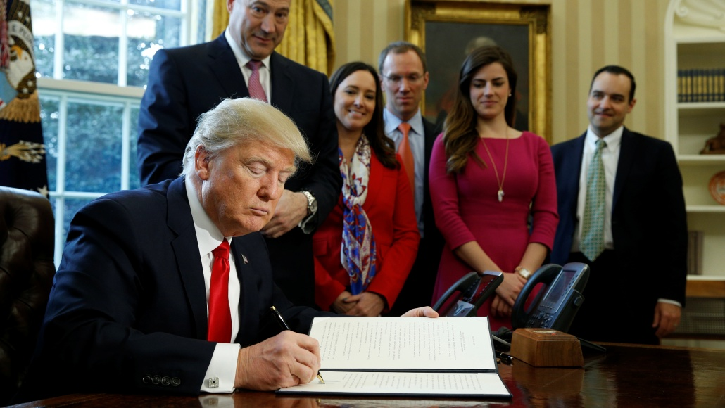 Tracking Deregulation In The Trump Era