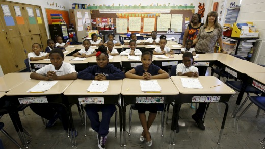 60 years after Brown v  Board of Education, how racially balanced
