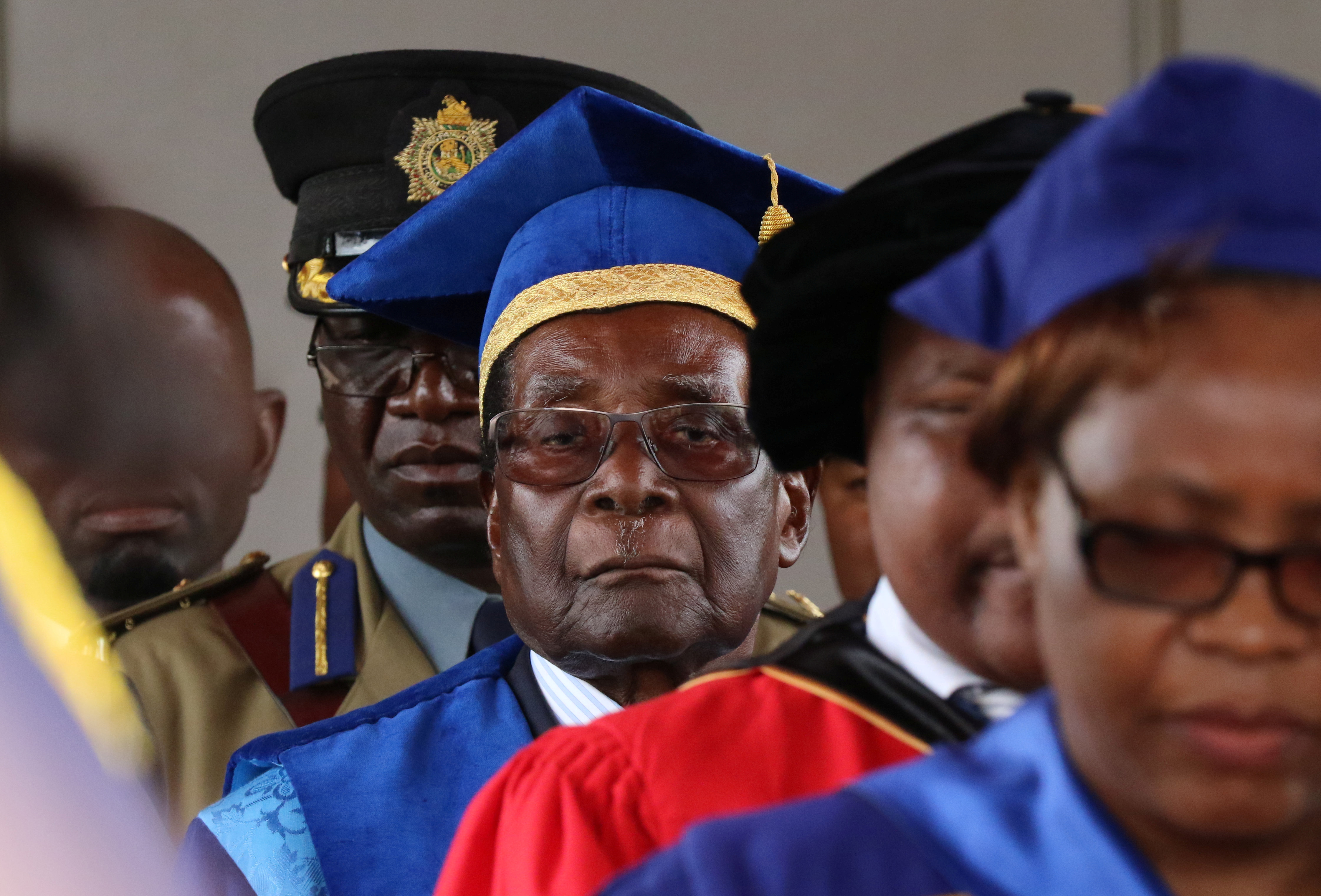 Africa in the news: Zimbabwe's political crisis, new US