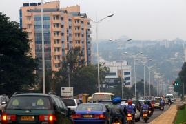 Smart city initiatives in Africa