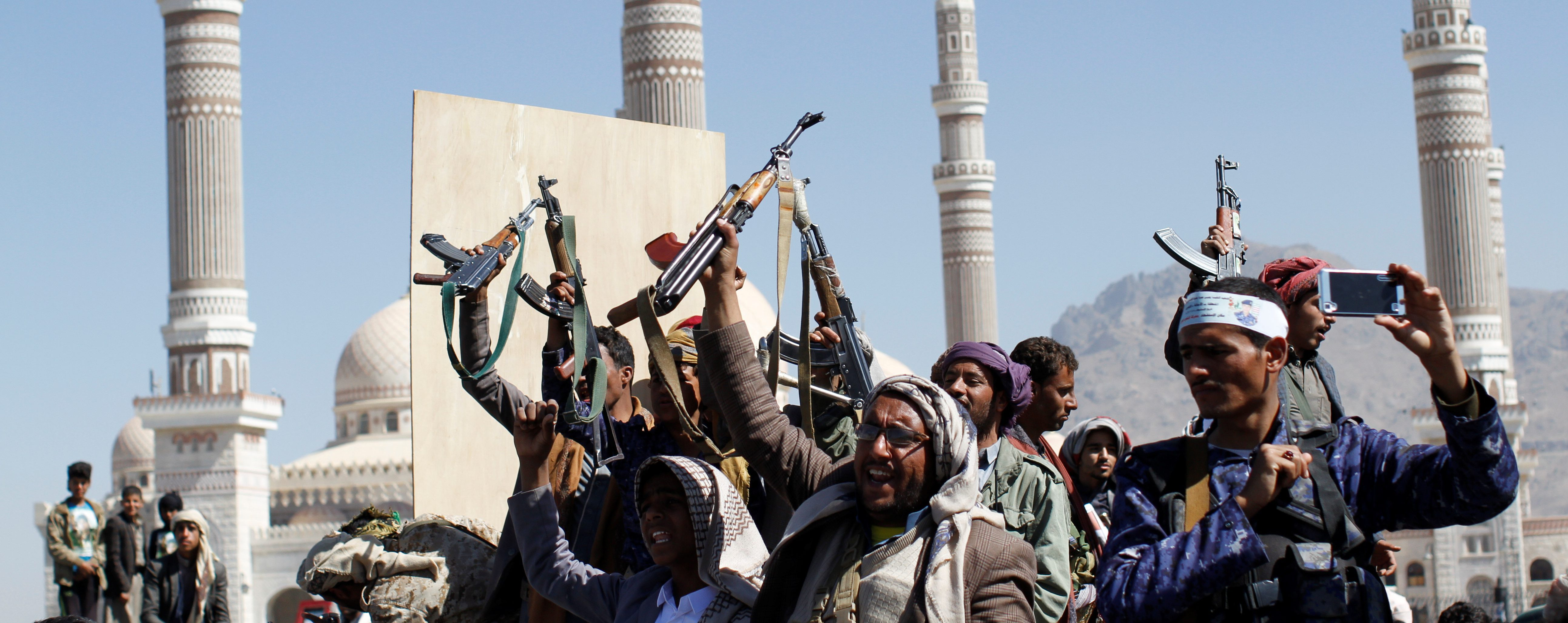 Who are the Houthis, and why are we at war with them?
