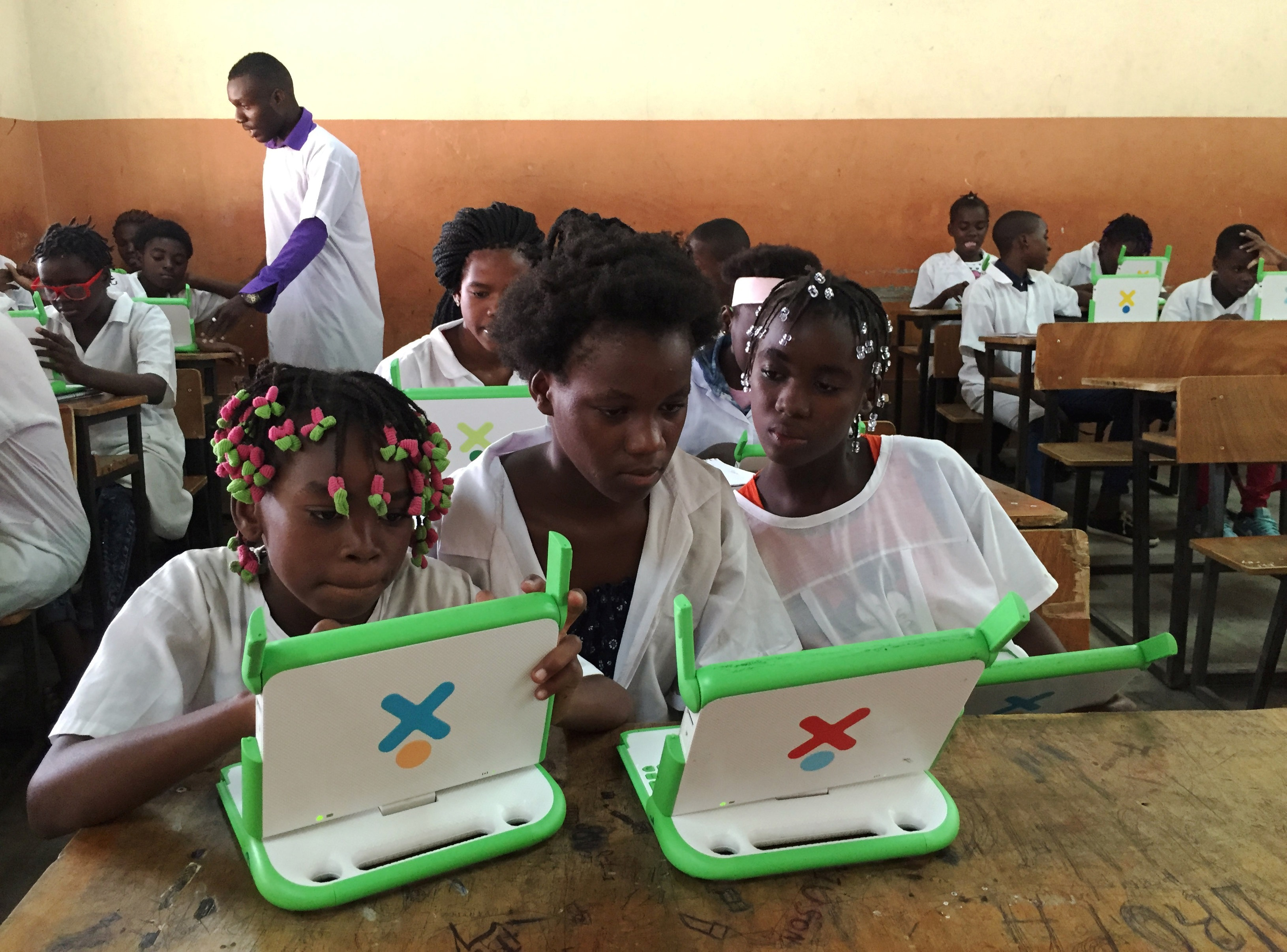 Foresight Africa Viewpoint Ndash Can Technology Help Leapfrog