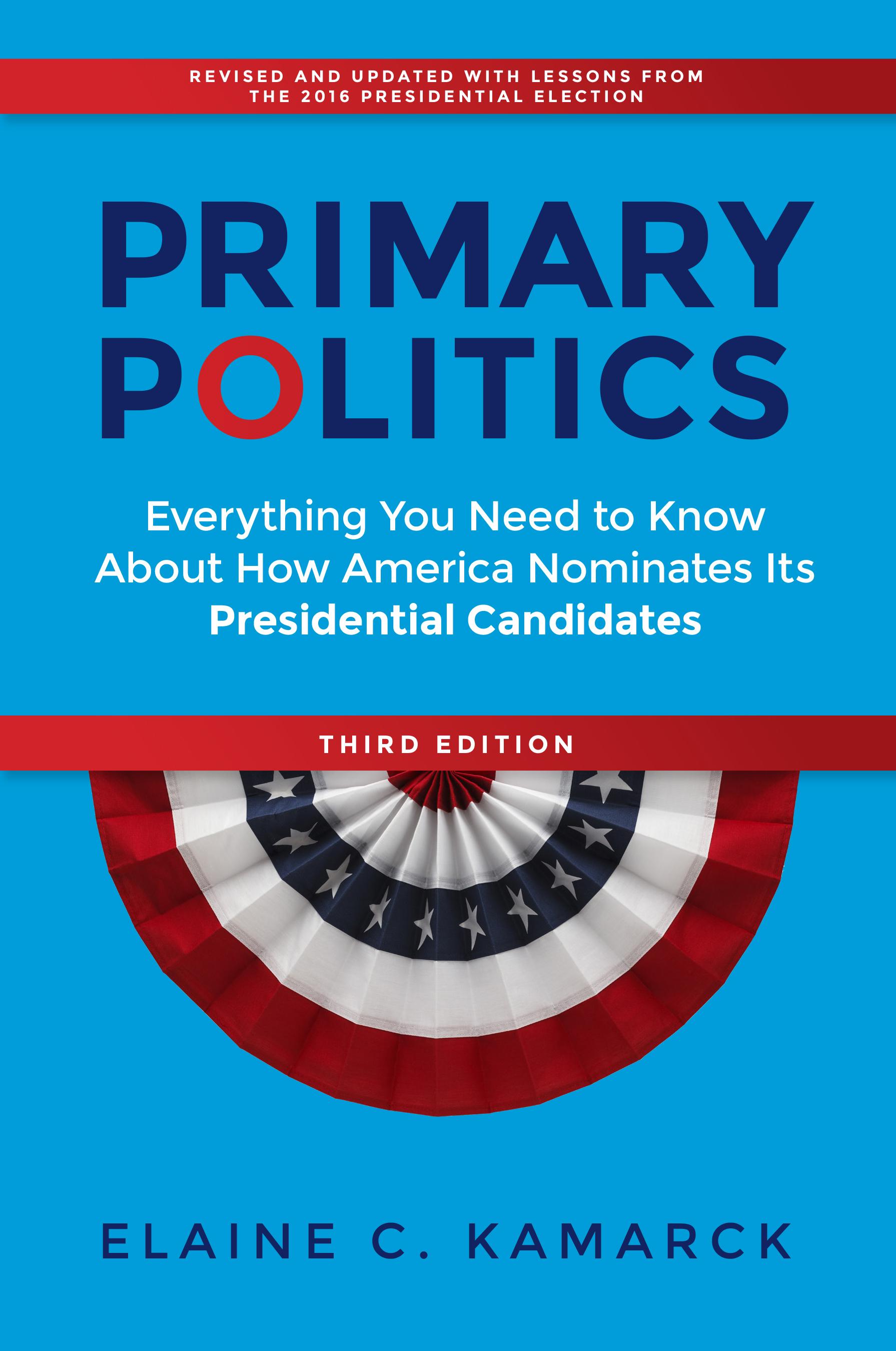 Front Cover: Primary Politics
