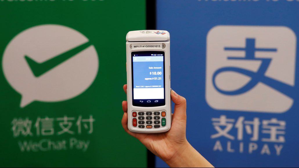 What's happening with China's fintech industry?