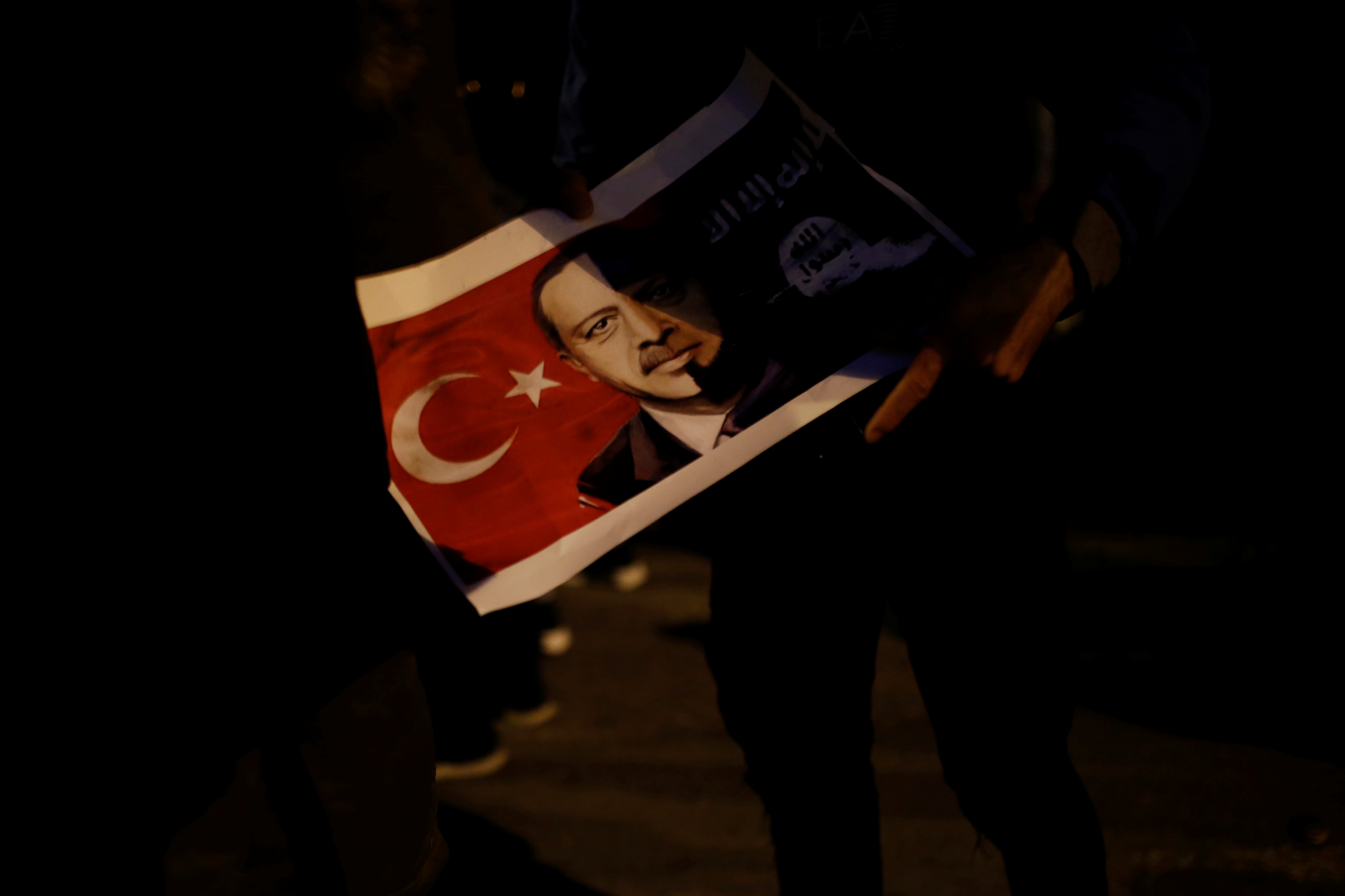 The new geopolitics of Turkey, Syria, and the West