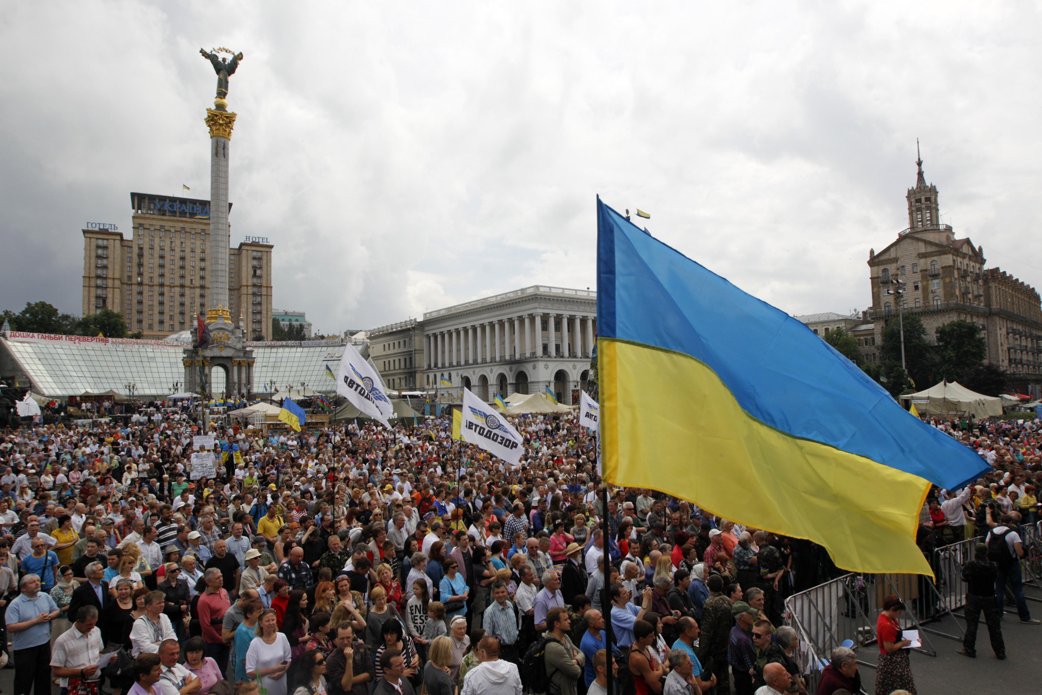 Ukraine: Activists at women's solidarity event must be ...
