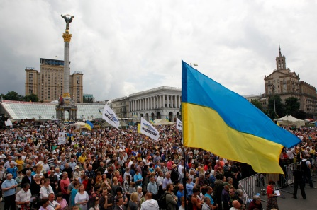 Ukraine: Looking forward, five years after the Maidan Revolution