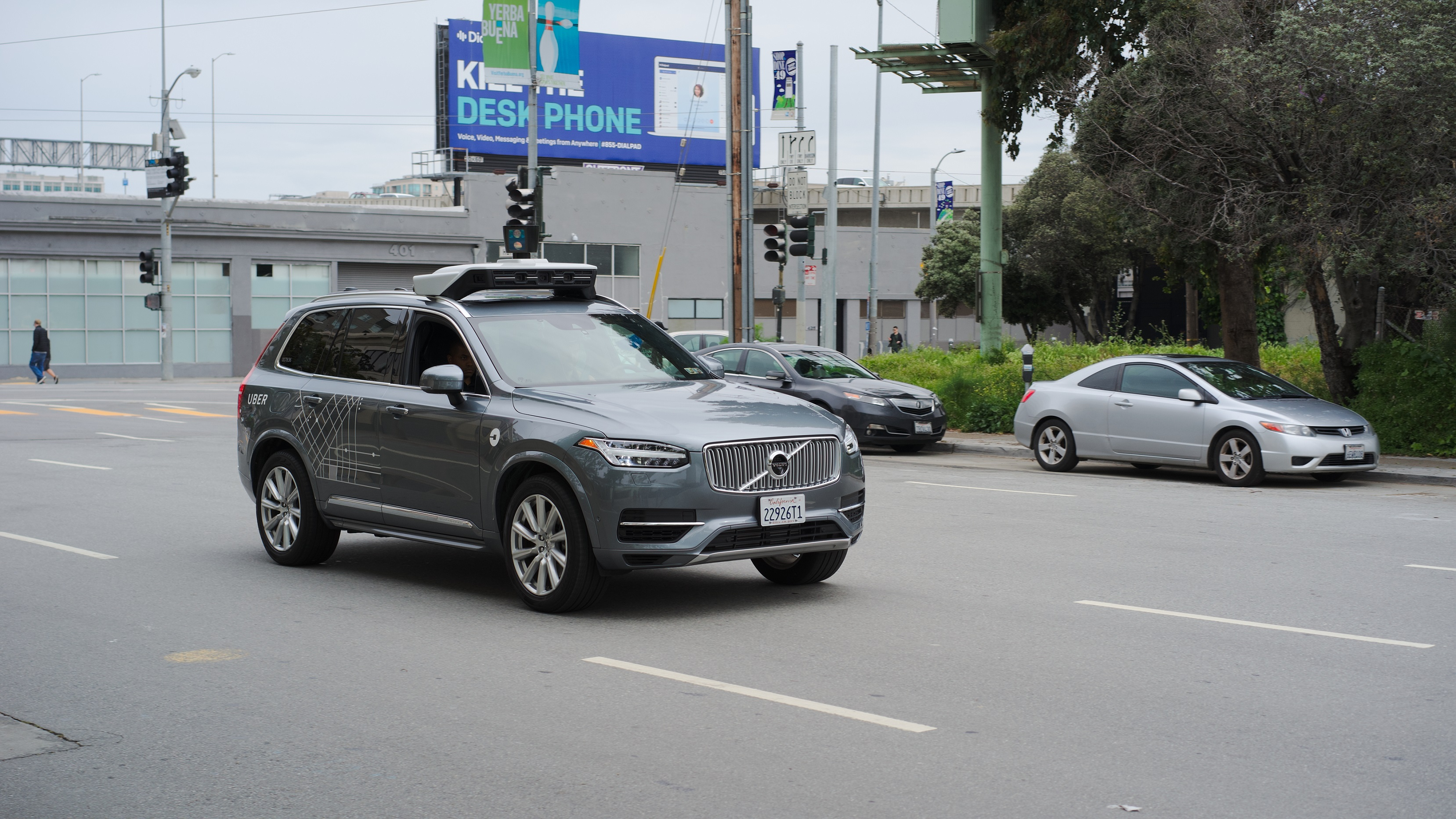 What Uber\'s autonomous vehicle fatality tells us about the future of ...