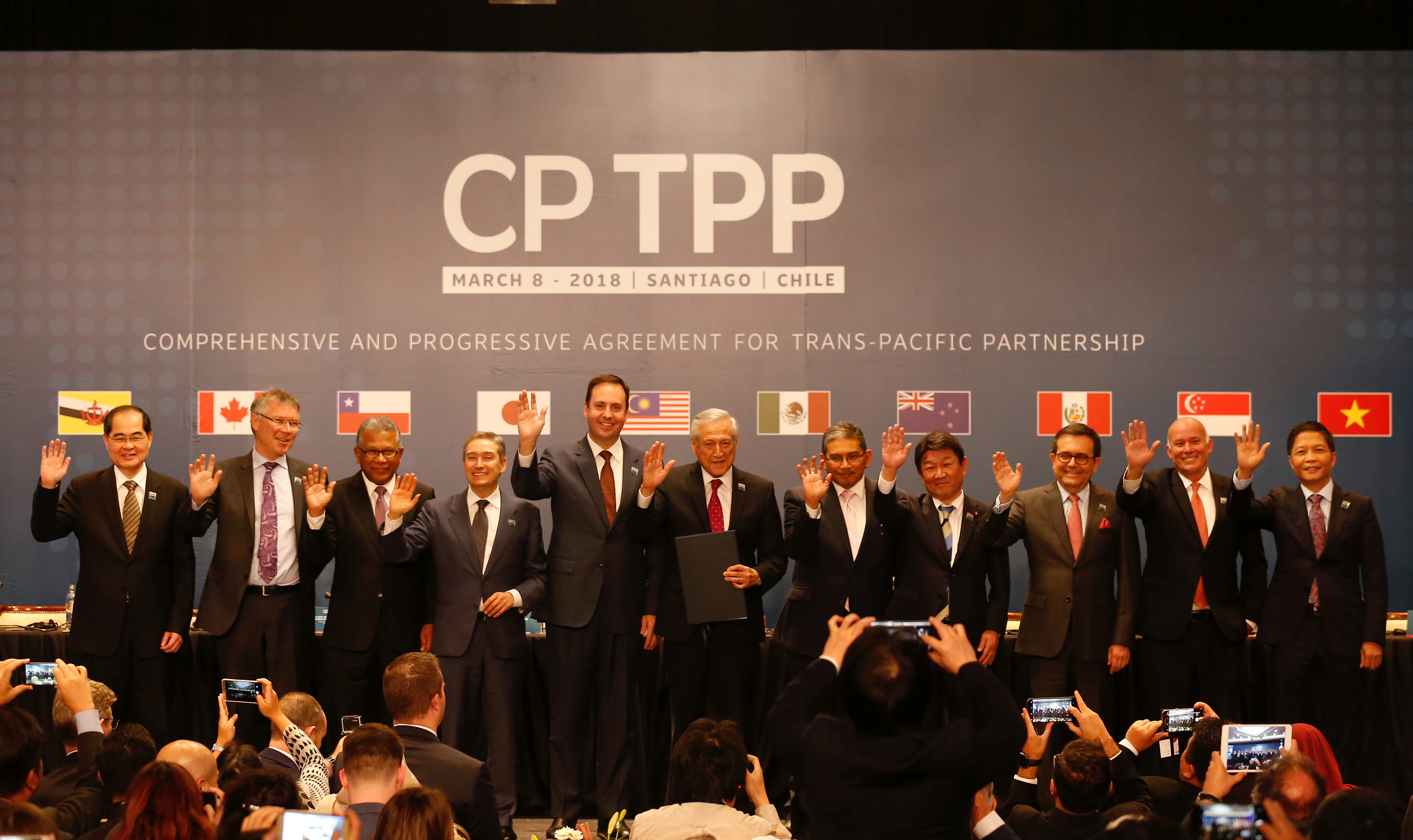 As The Tpp Lives On The Us Abdicates Trade Leadership
