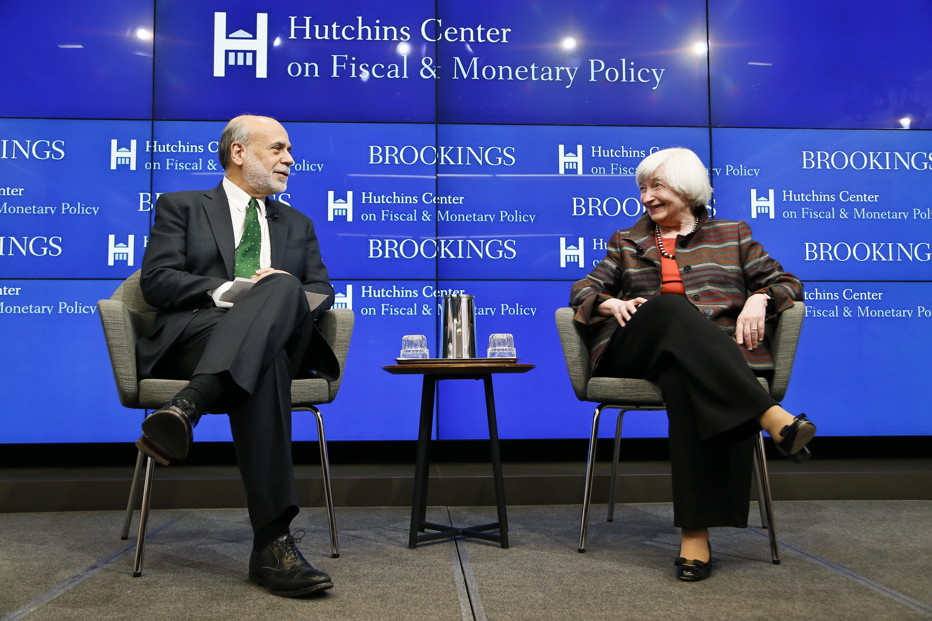 Download Janet Yellen Ben Bernanke