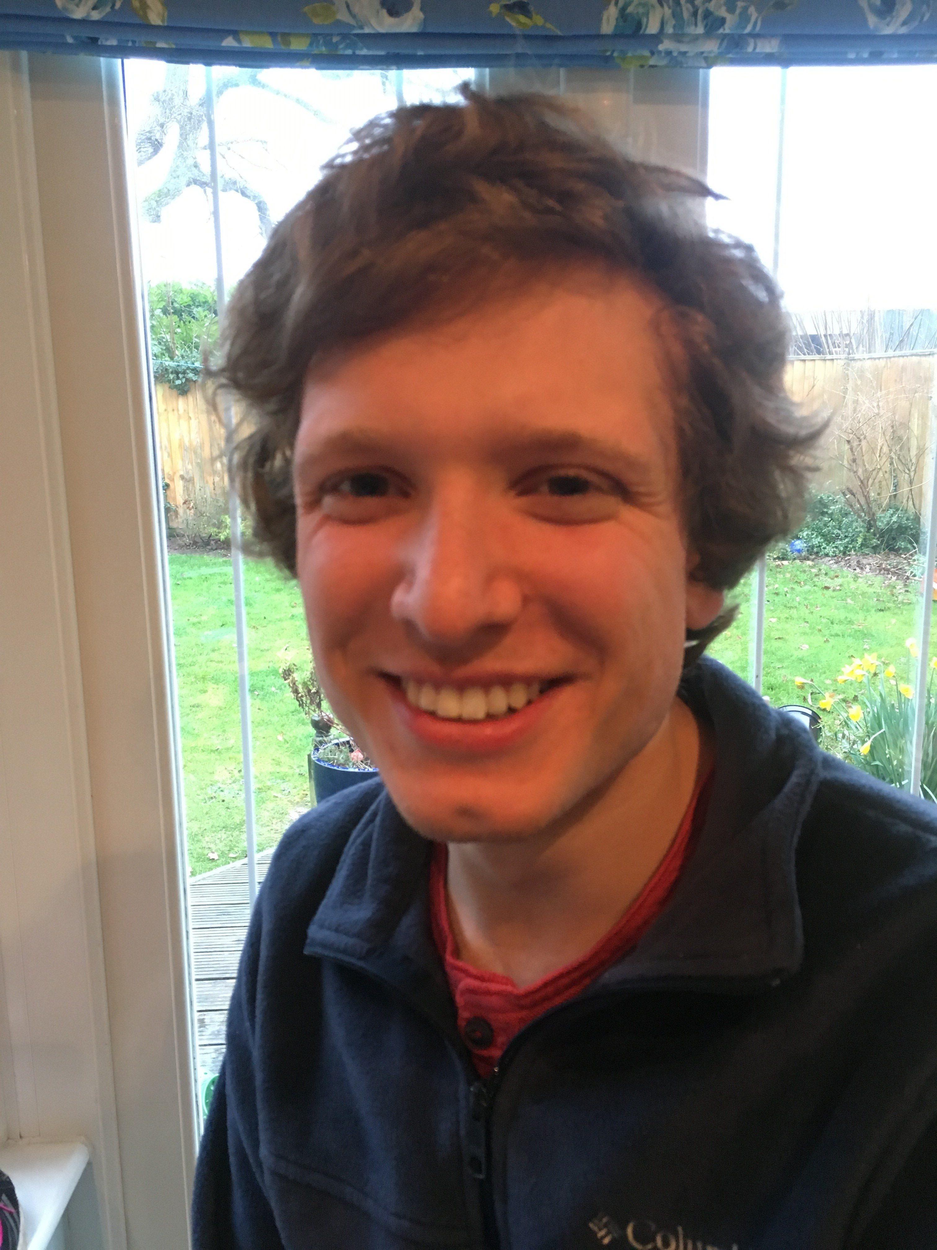 Finn Schuele - Senior Research Assistant