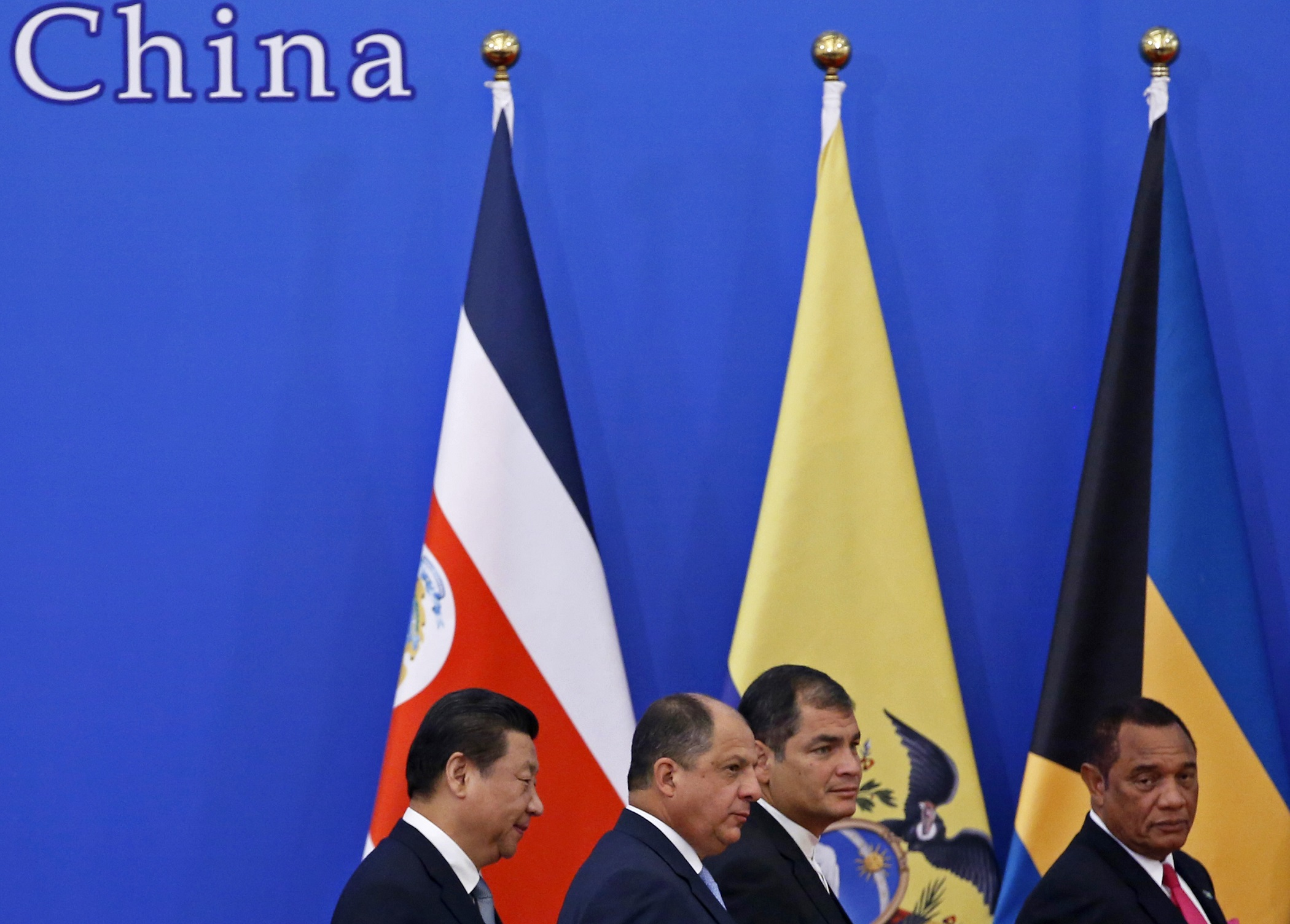 Latin America In The New Asia Pacific Trade Order