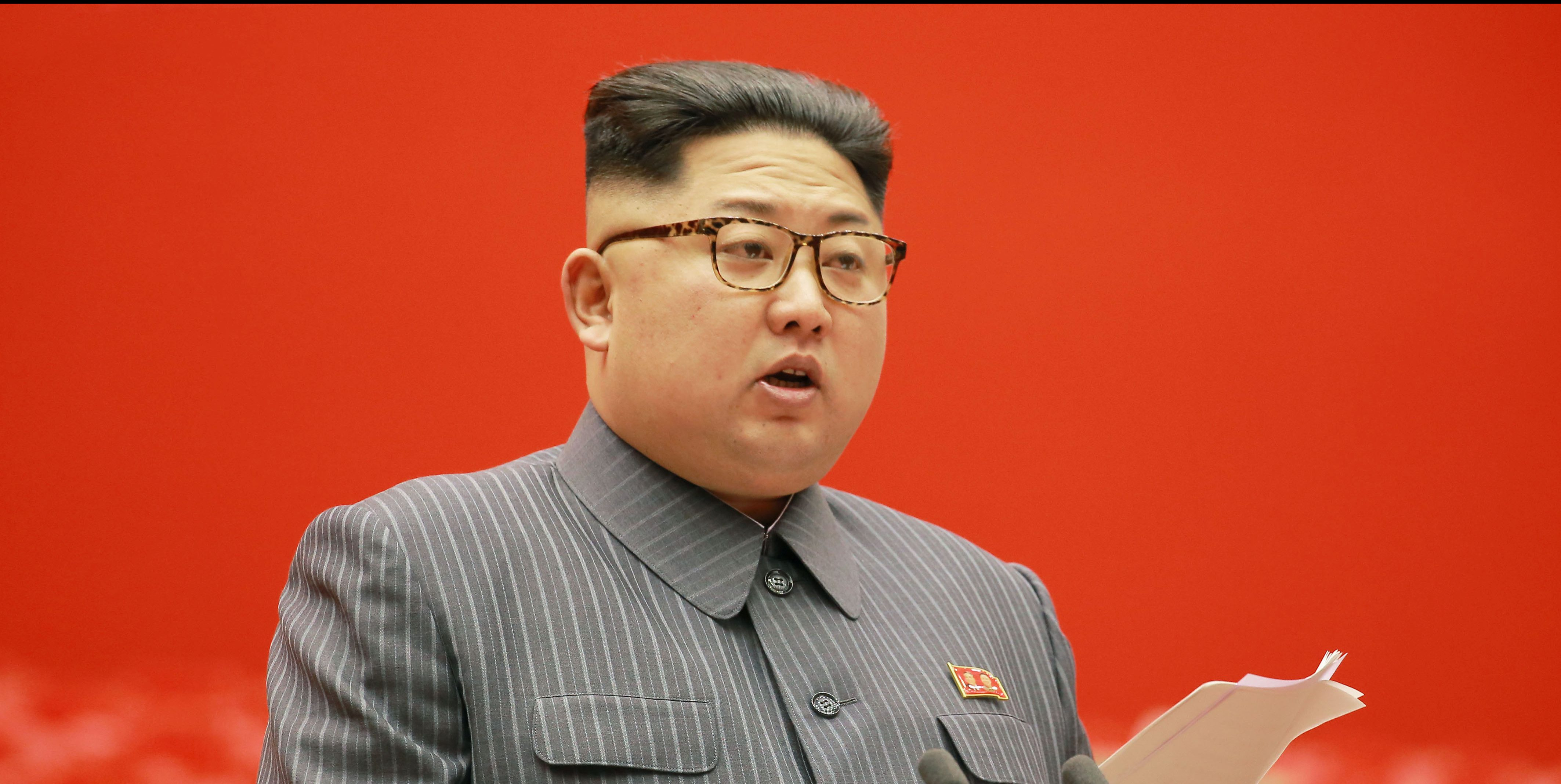 Kim Jong Un Facebook