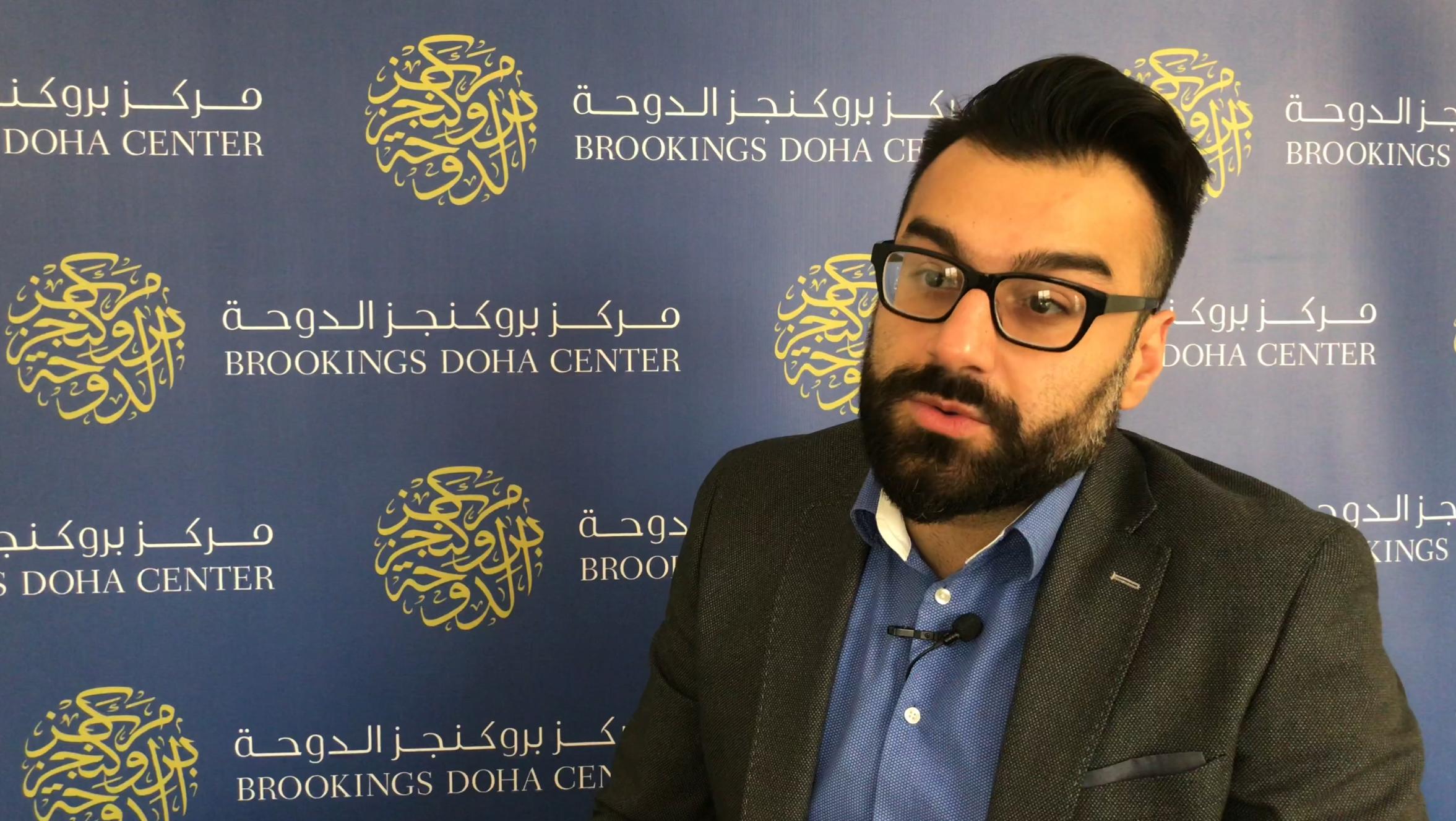 Ali Fathollah-Nejad discusses the Iran deal