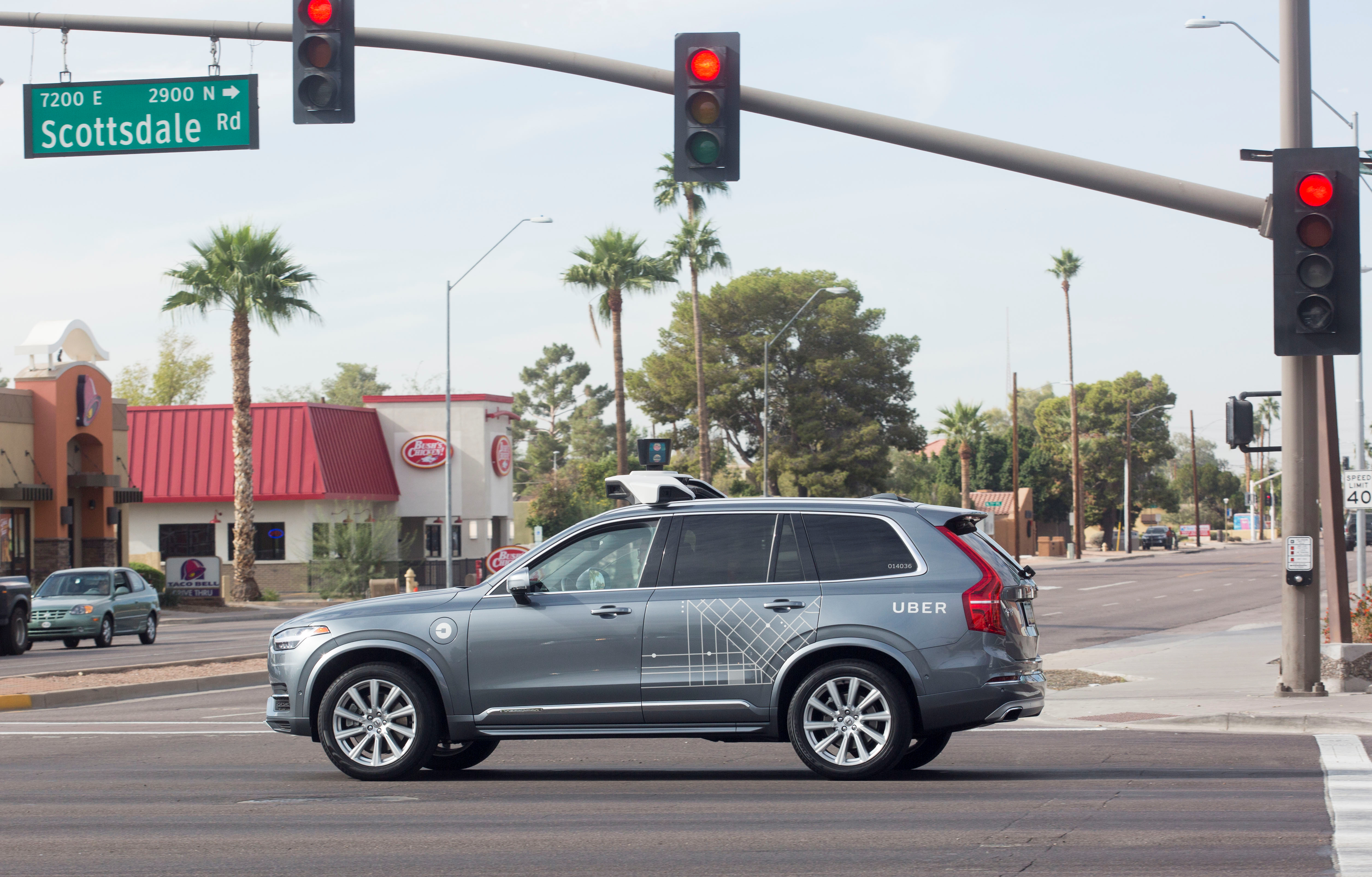 The state of self-driving car laws across the U S