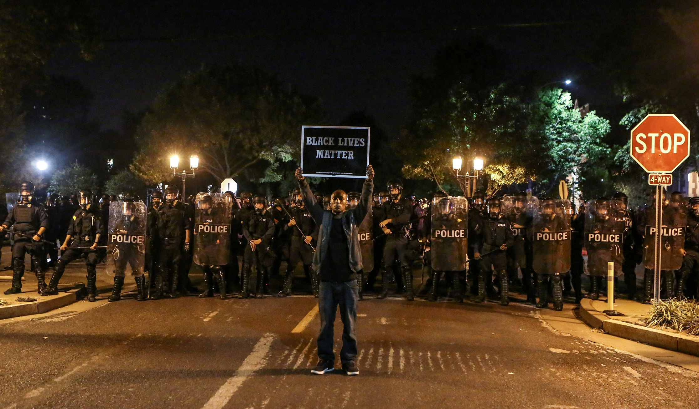 New data show that police violence predicts Black Lives Matter protests